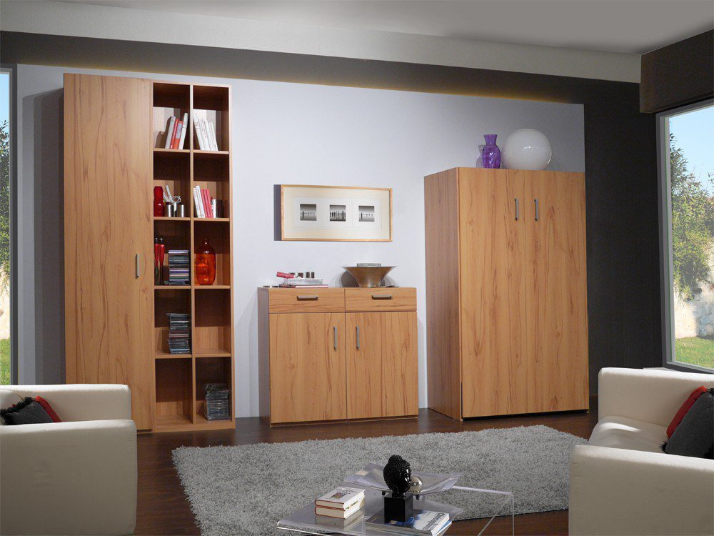 nehl venga raumsparbett kernbuche m bel letz ihr. Black Bedroom Furniture Sets. Home Design Ideas