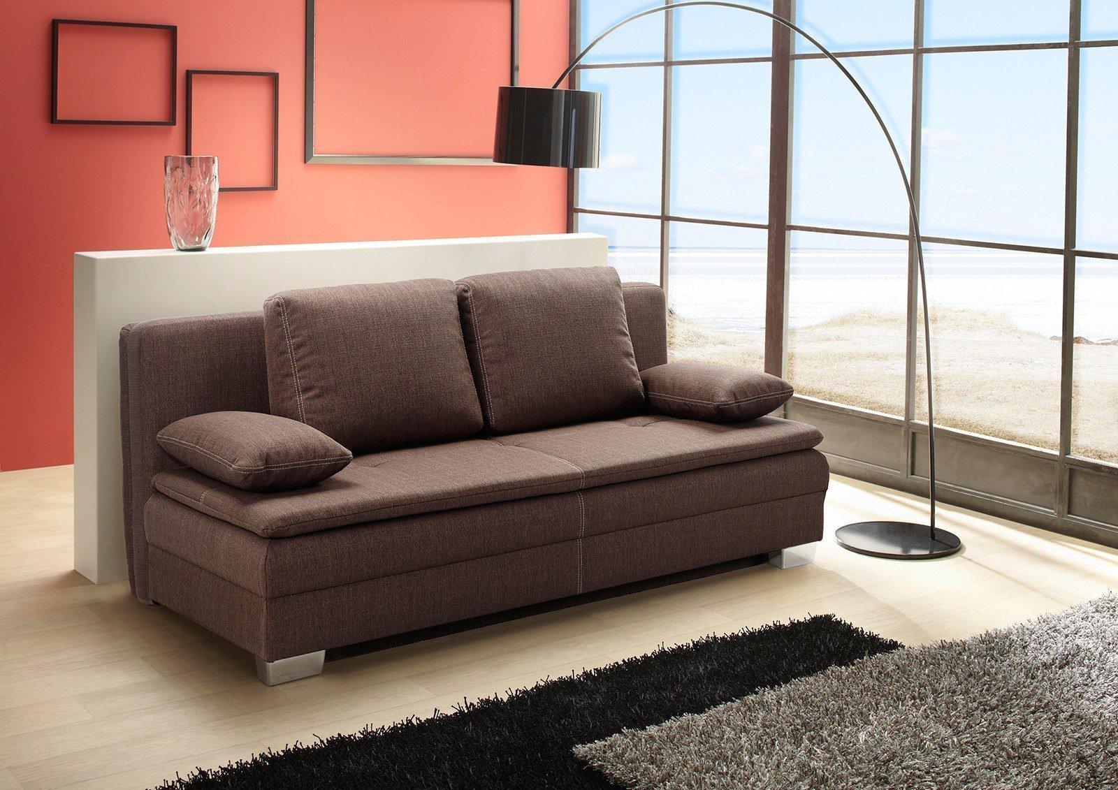 dauerschl fer florenz juana in braun von job m bel letz ihr online shop. Black Bedroom Furniture Sets. Home Design Ideas