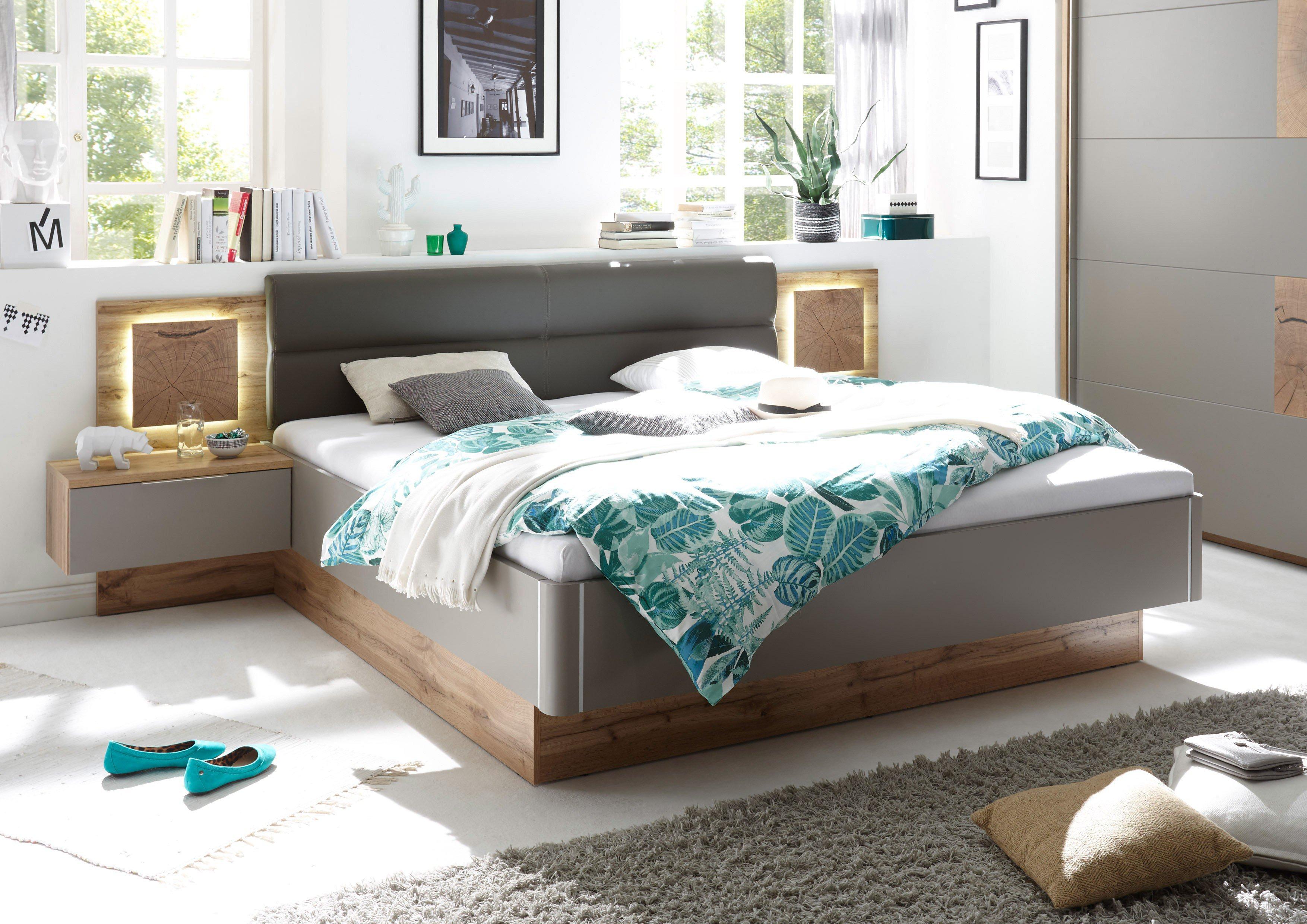pol power capri schlafzimmer basalt hirnholz m bel letz ihr online shop. Black Bedroom Furniture Sets. Home Design Ideas