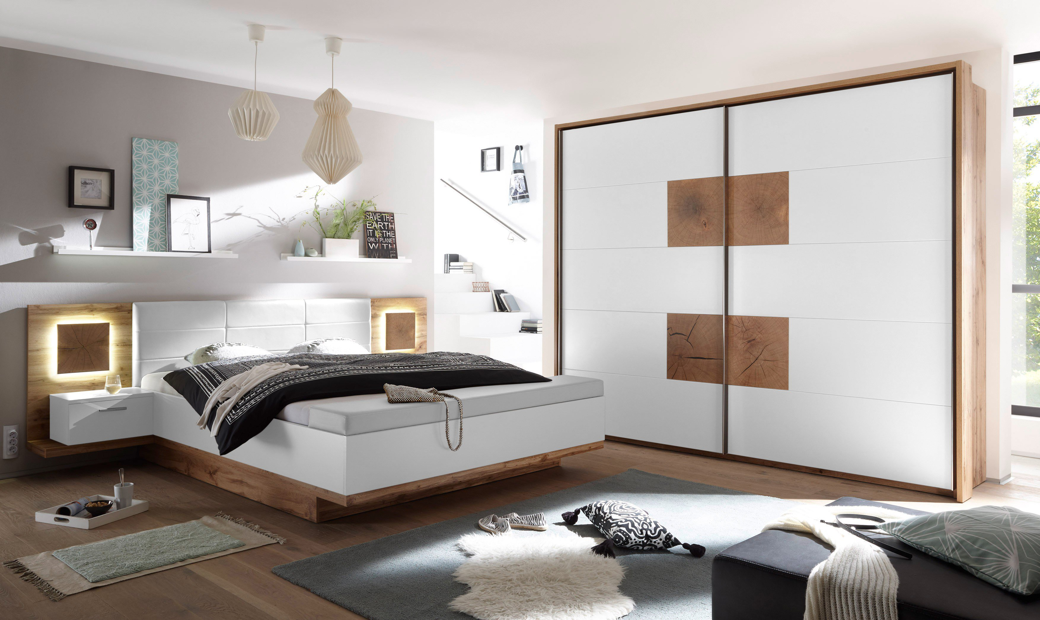 pol power schlafzimmer set capri und capri xl m bel letz ihr online shop. Black Bedroom Furniture Sets. Home Design Ideas
