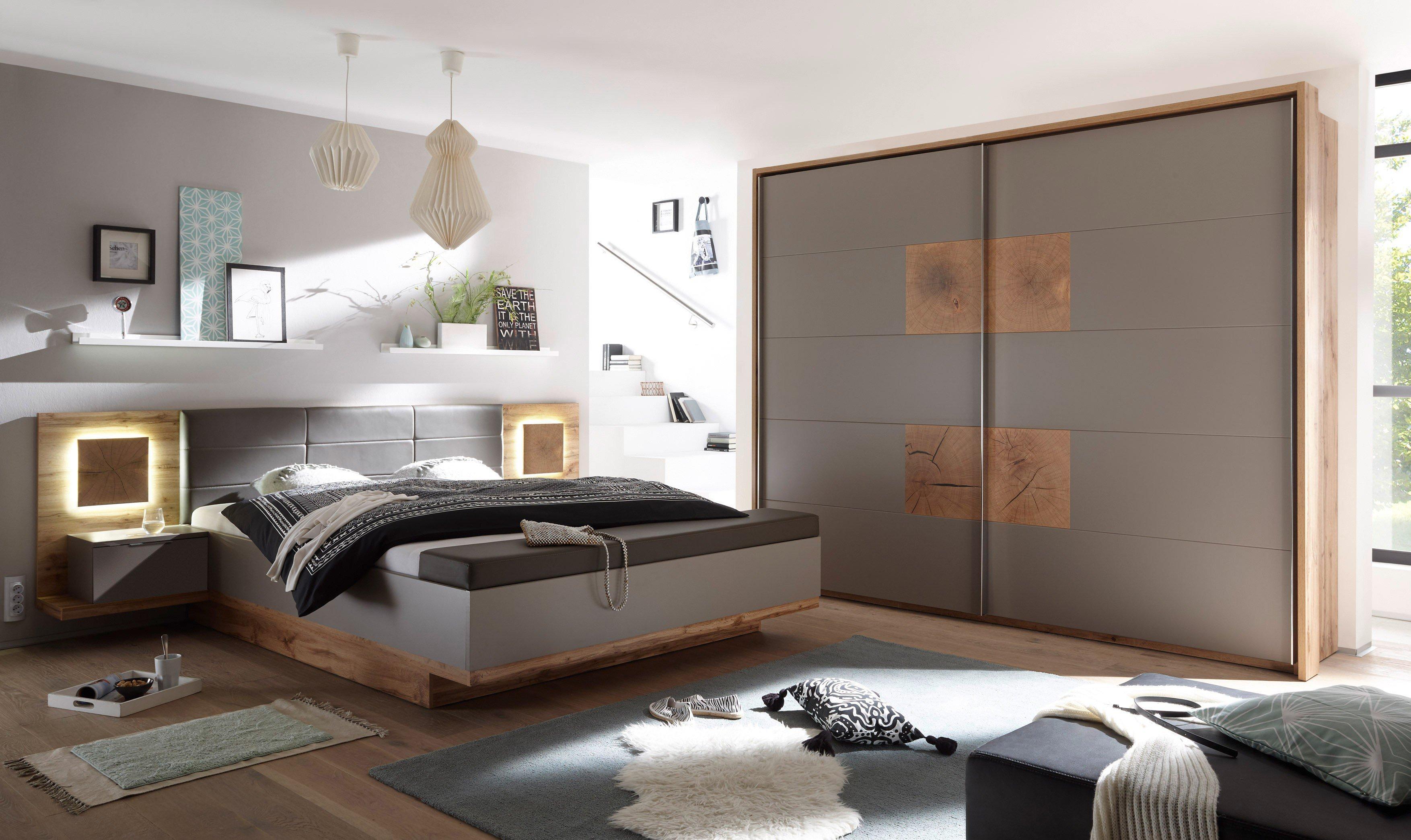 pol power schlafzimmer capri xl capri basalt m bel letz ihr online shop. Black Bedroom Furniture Sets. Home Design Ideas
