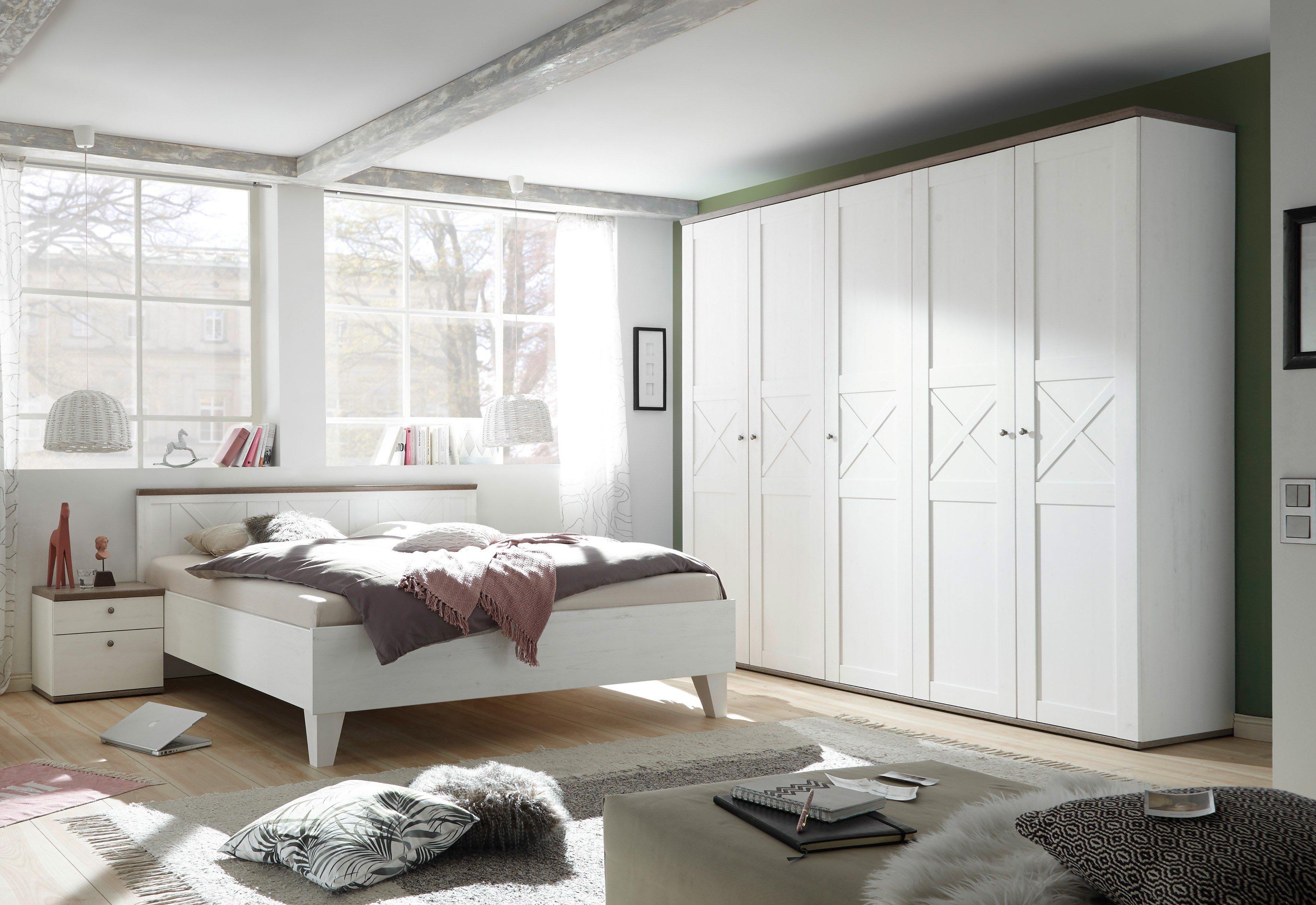 Stockholm Von POL Power   Schlafzimmer Anderson Pine Trüffel