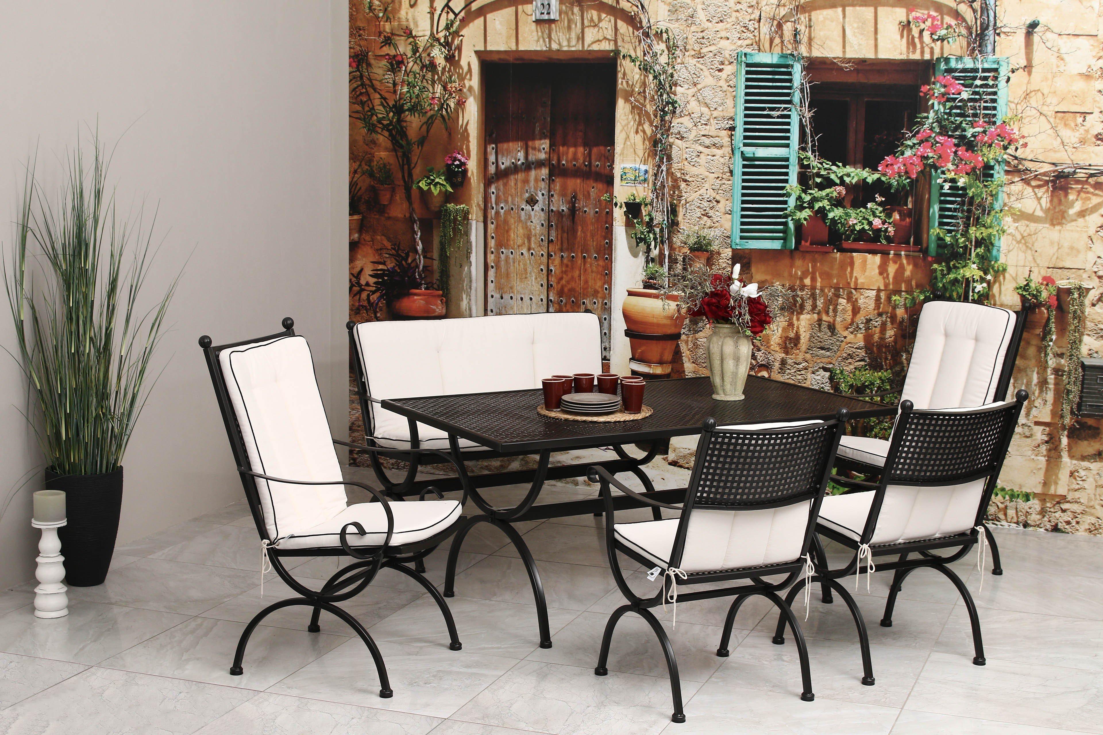 mbm tisch romeo schmiedeeisen m bel letz ihr online shop. Black Bedroom Furniture Sets. Home Design Ideas