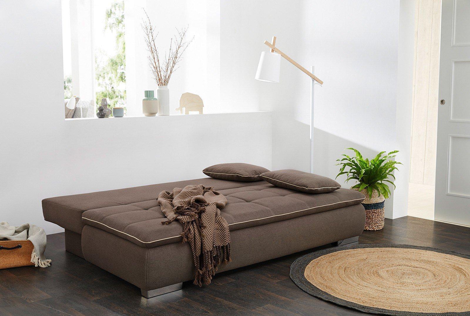jockenh fer sofa cody cleo in braun m bel letz ihr online shop. Black Bedroom Furniture Sets. Home Design Ideas