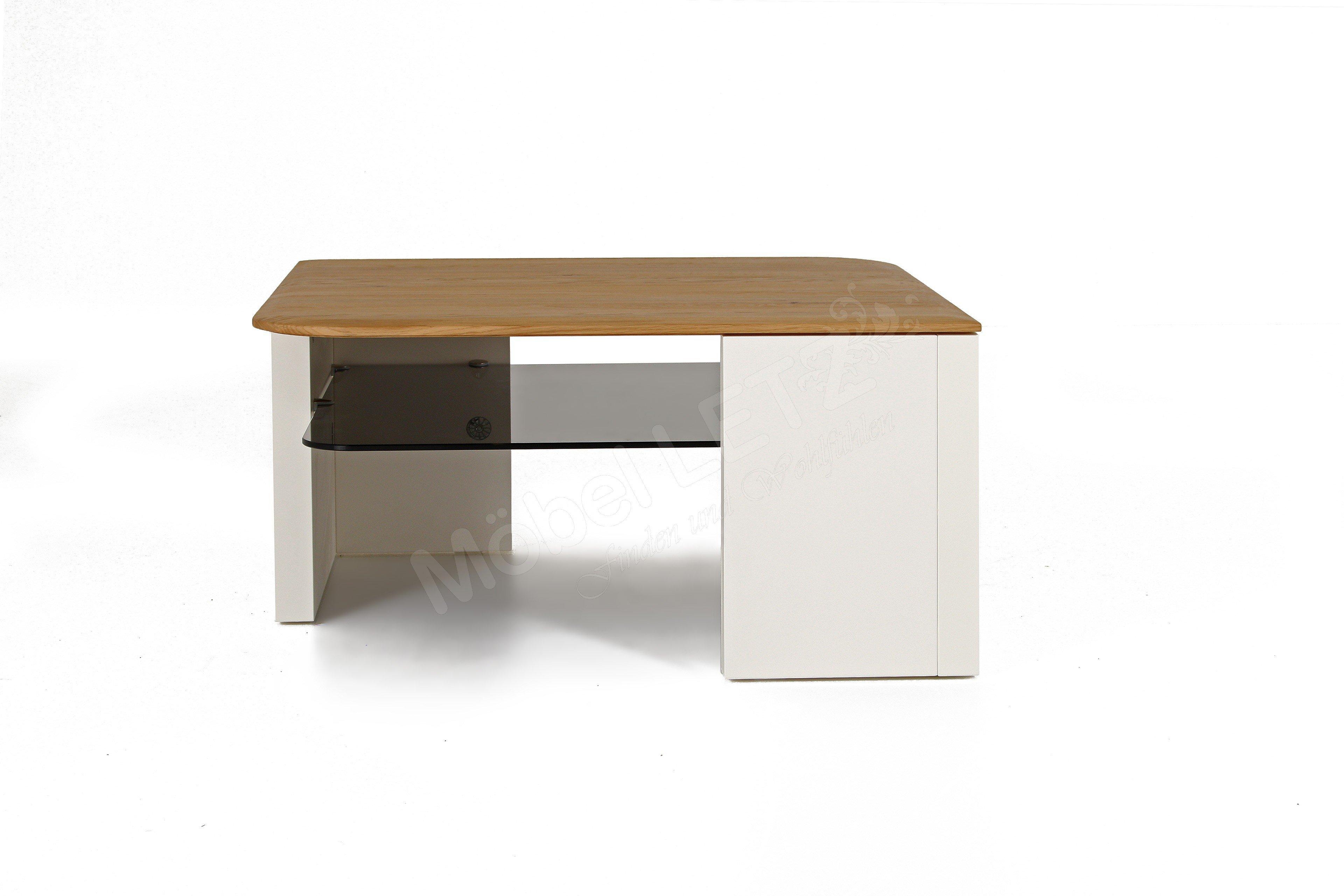 gwinner couchtisch ct85n asteiche wei m bel letz ihr online shop. Black Bedroom Furniture Sets. Home Design Ideas