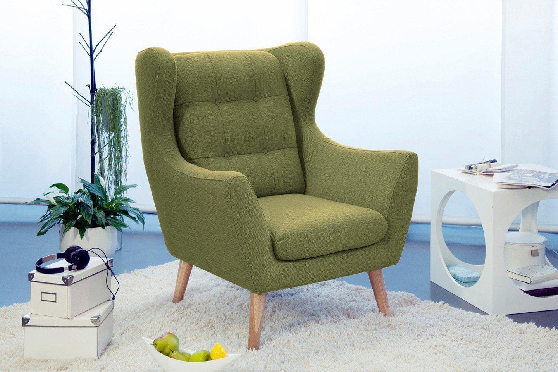 new look henry einzelessel in gr n m bel letz ihr online shop. Black Bedroom Furniture Sets. Home Design Ideas