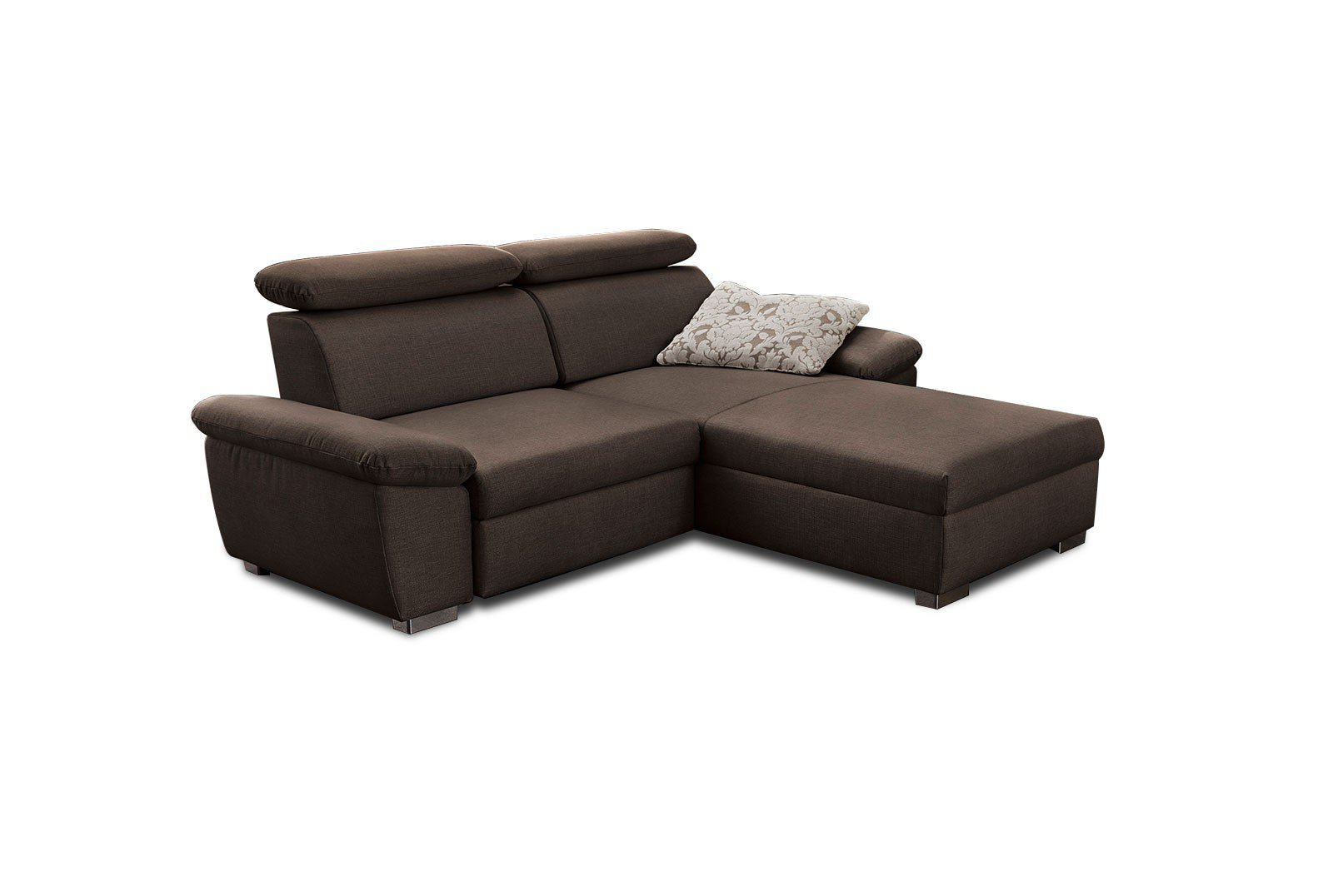 kamen von jockenh fer eckcouch braun m bel letz ihr. Black Bedroom Furniture Sets. Home Design Ideas