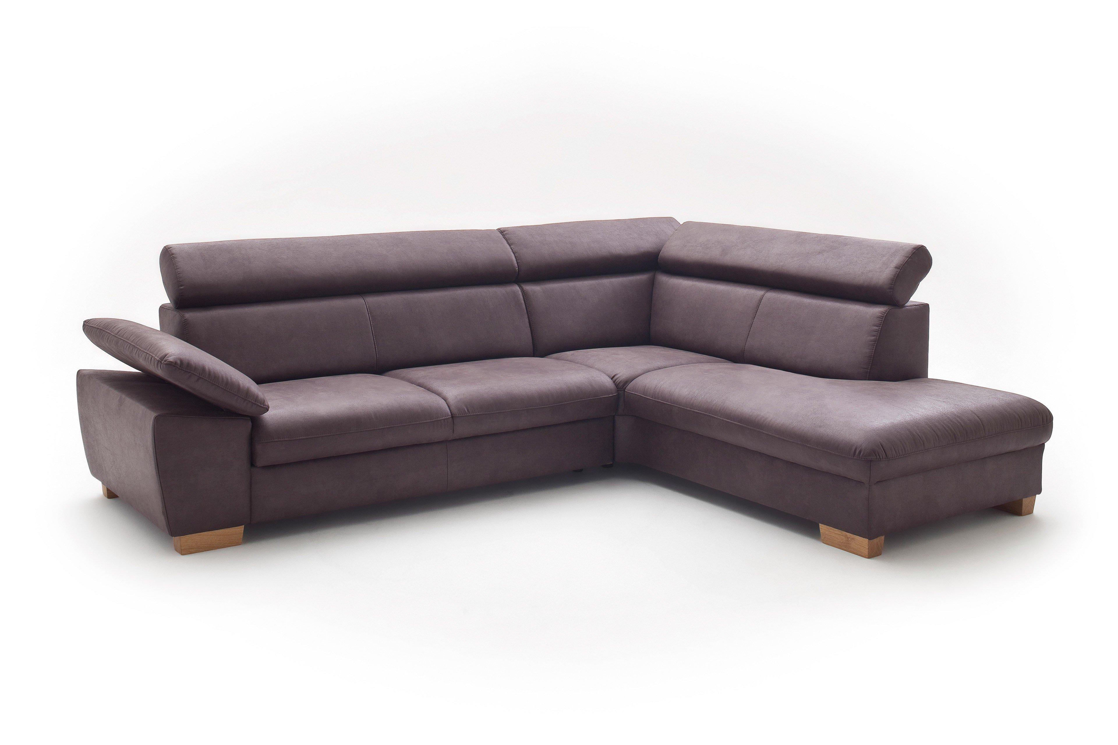 dfm quincy ecksofa braun m bel letz ihr online shop. Black Bedroom Furniture Sets. Home Design Ideas