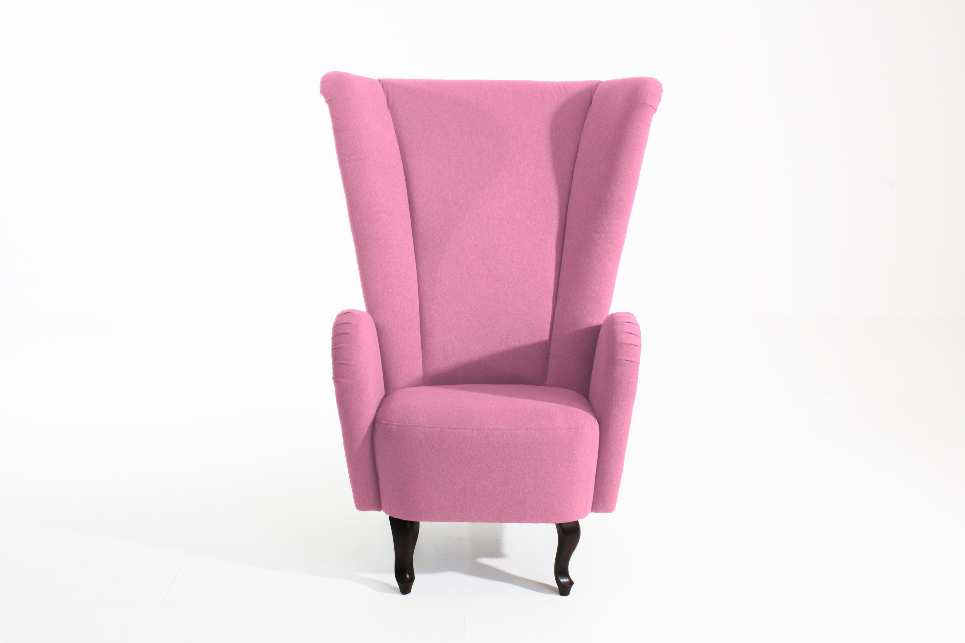 Max winzer aurora sessel in pink m bel letz ihr online for 0hren sessel