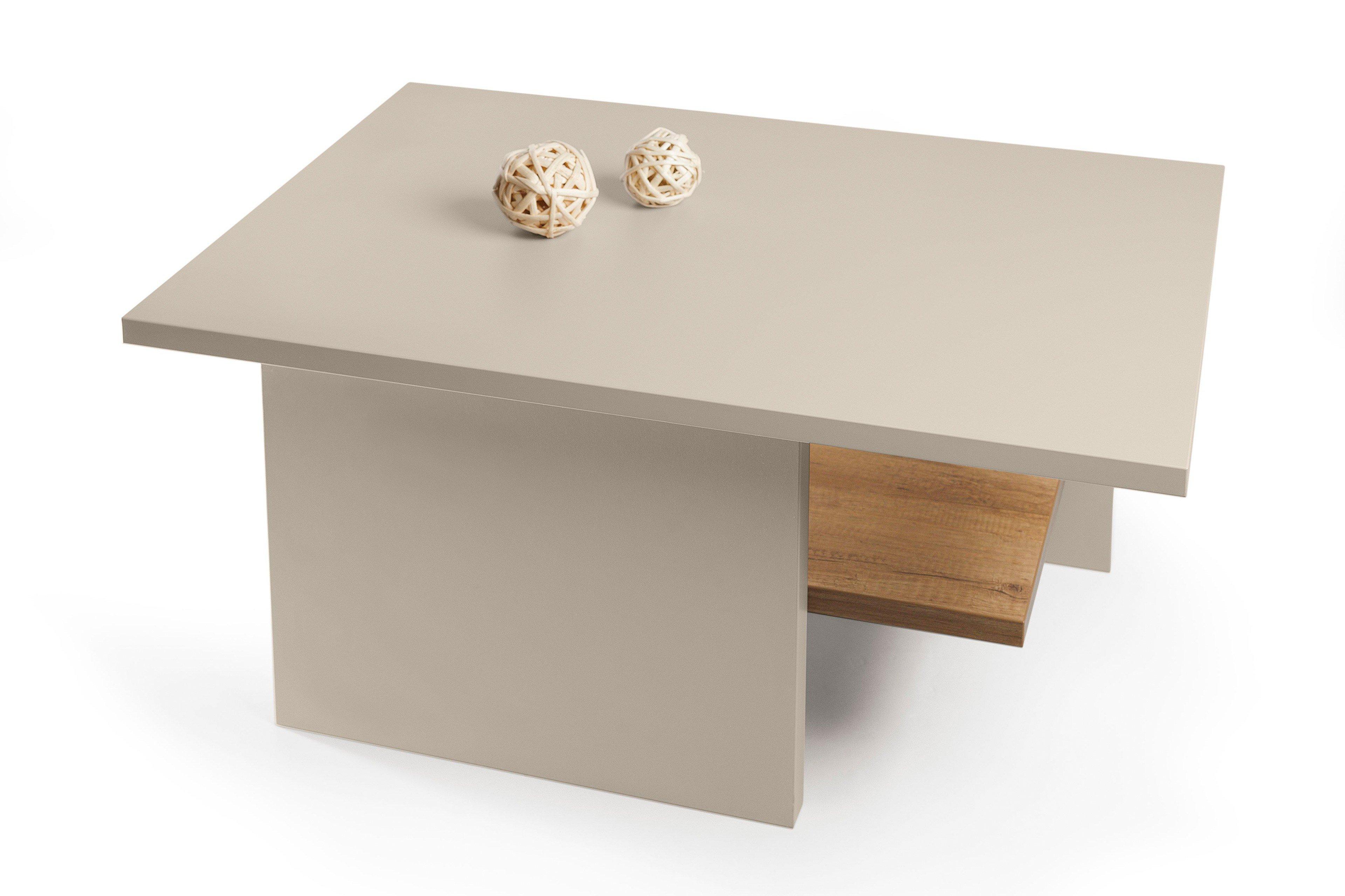 couchtisch 3008 creme wei von prenneis m bel letz ihr online shop. Black Bedroom Furniture Sets. Home Design Ideas