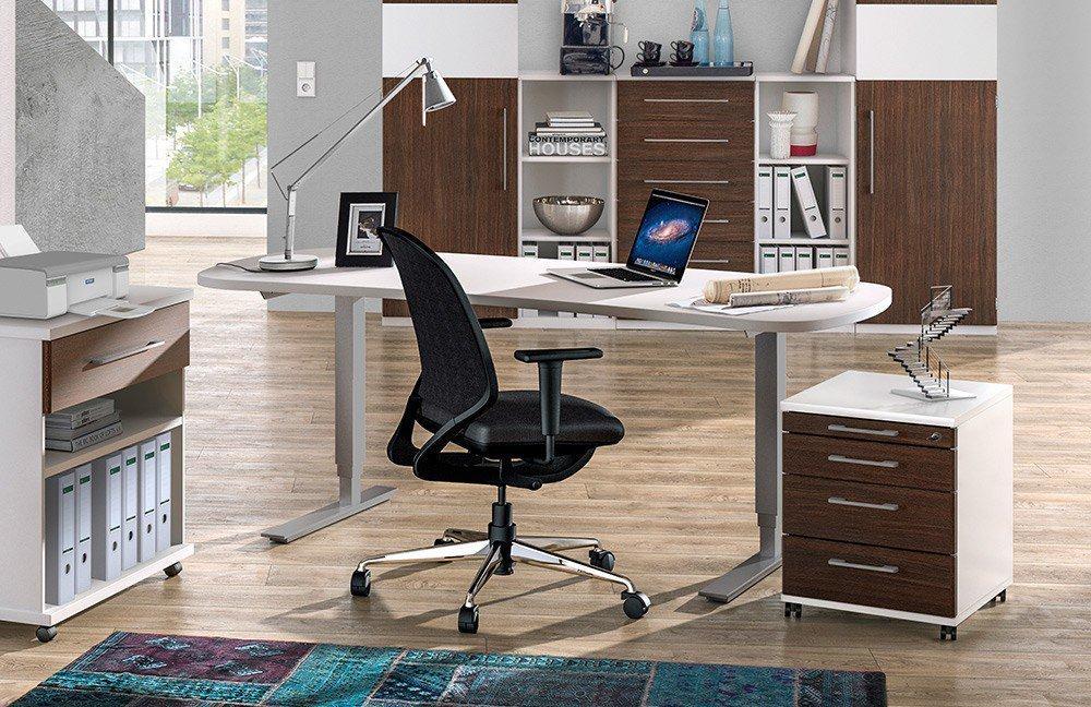 Röhr-Bush Techno Schreibtisch höhenverstellbar | Möbel Letz - Ihr ...