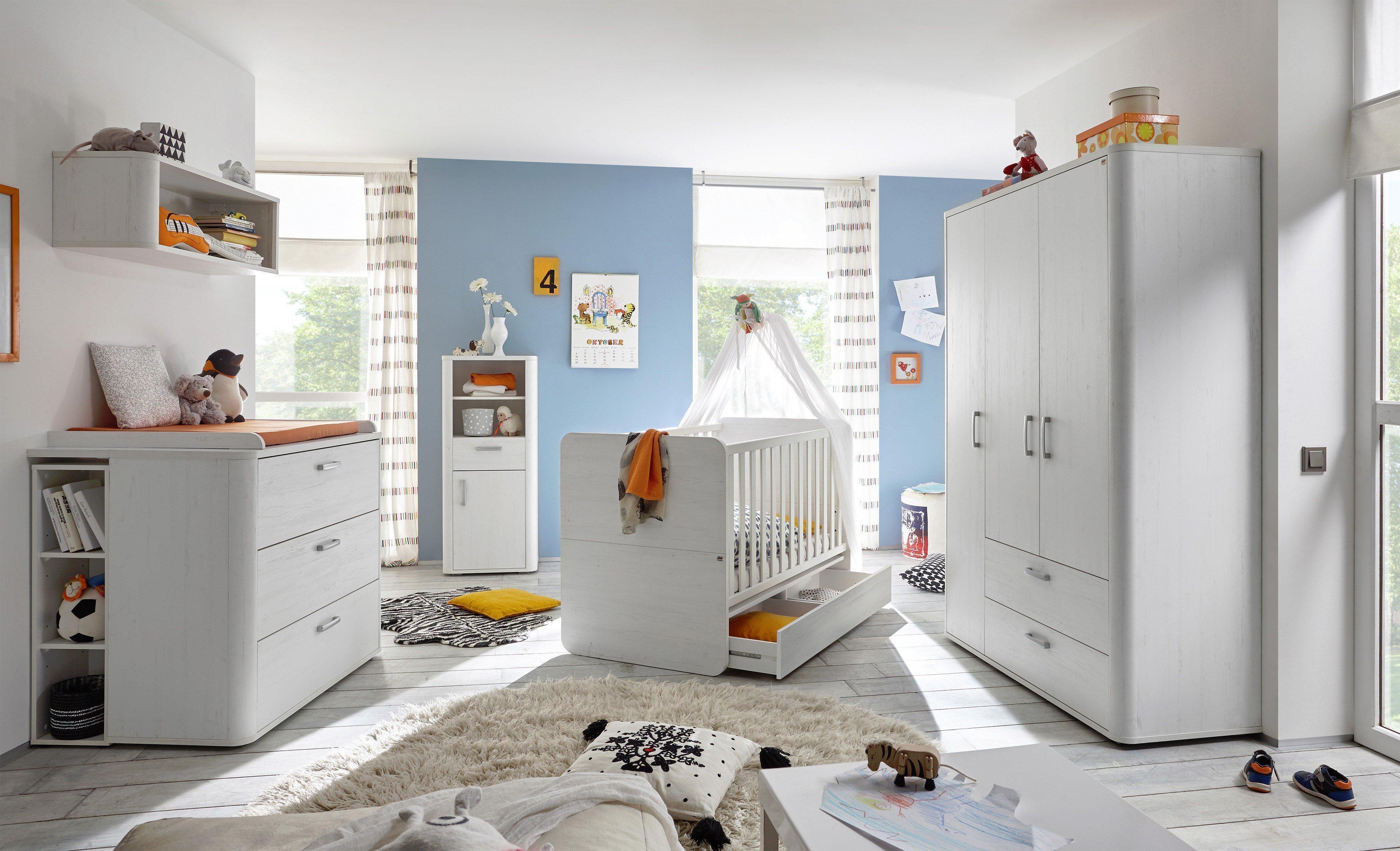Mäusbacher Lara Babyzimmer Anderson Pine | Möbel Letz - Ihr Online-Shop