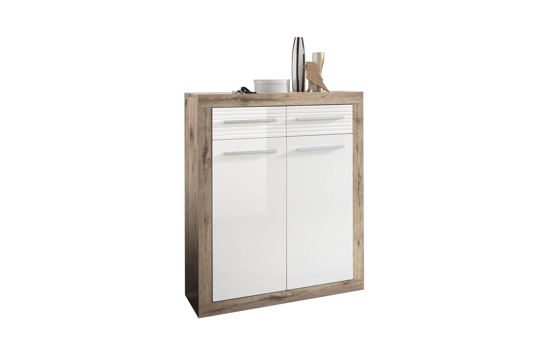first look schuhschrank kolibri sandeiche m bel letz ihr online shop. Black Bedroom Furniture Sets. Home Design Ideas