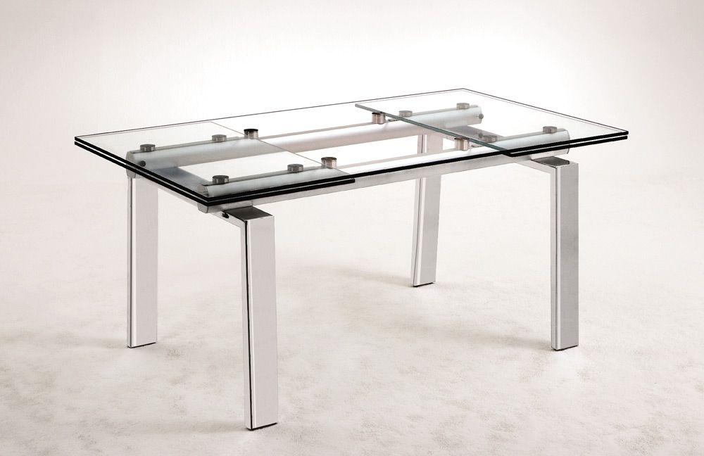 venjakob esstisch glas optiwhite das beste aus wohndesign und m bel inspiration. Black Bedroom Furniture Sets. Home Design Ideas