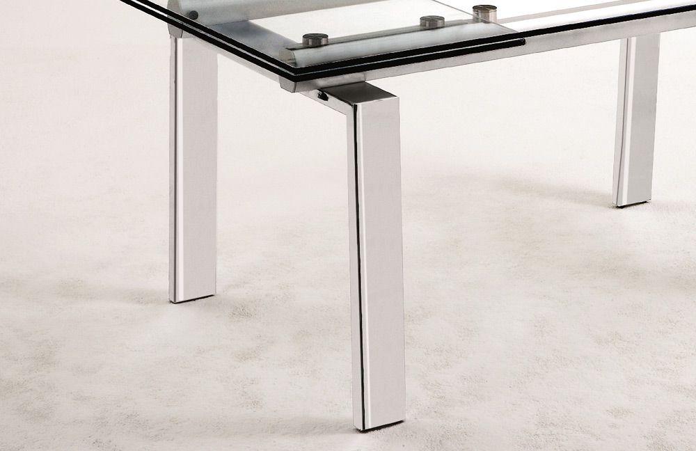 esstisch 1133 kristallglas von venjakob m bel letz ihr. Black Bedroom Furniture Sets. Home Design Ideas