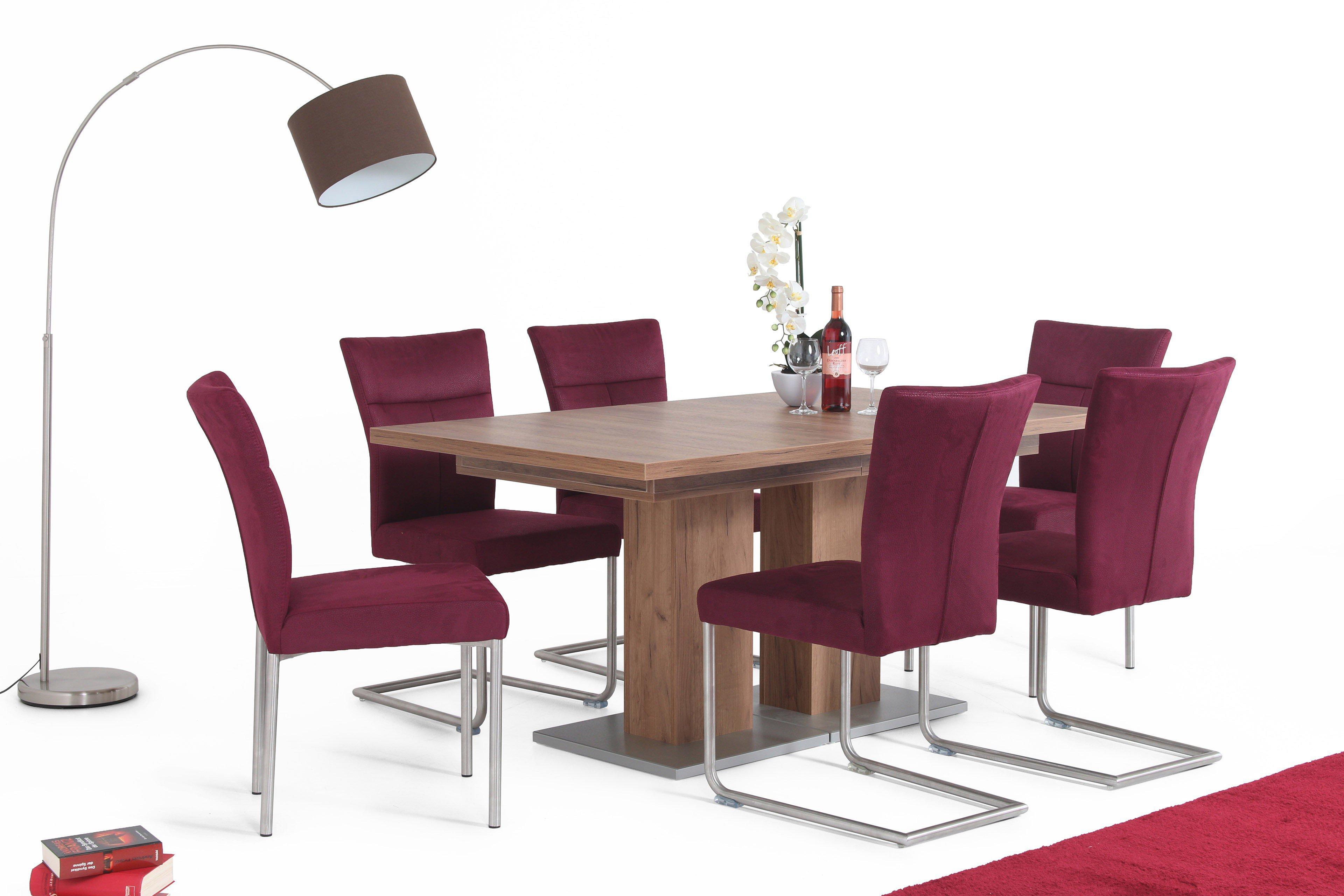 Esszimmer Von Niehoff Sitzmöbel   Tisch 1073 U0026 Stuhl 1051