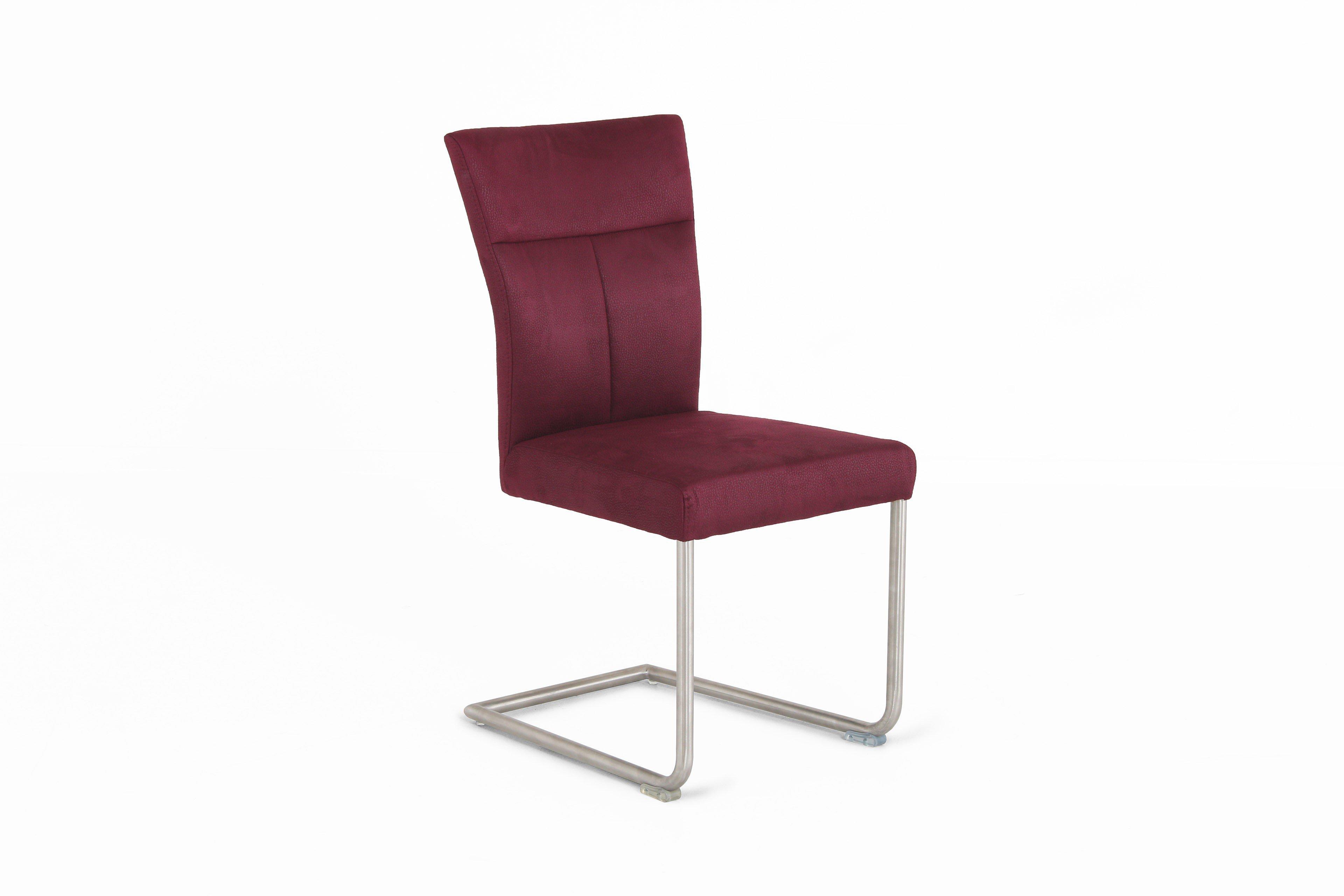 niehoff freischwinger super sedia rot m bel letz ihr online shop. Black Bedroom Furniture Sets. Home Design Ideas