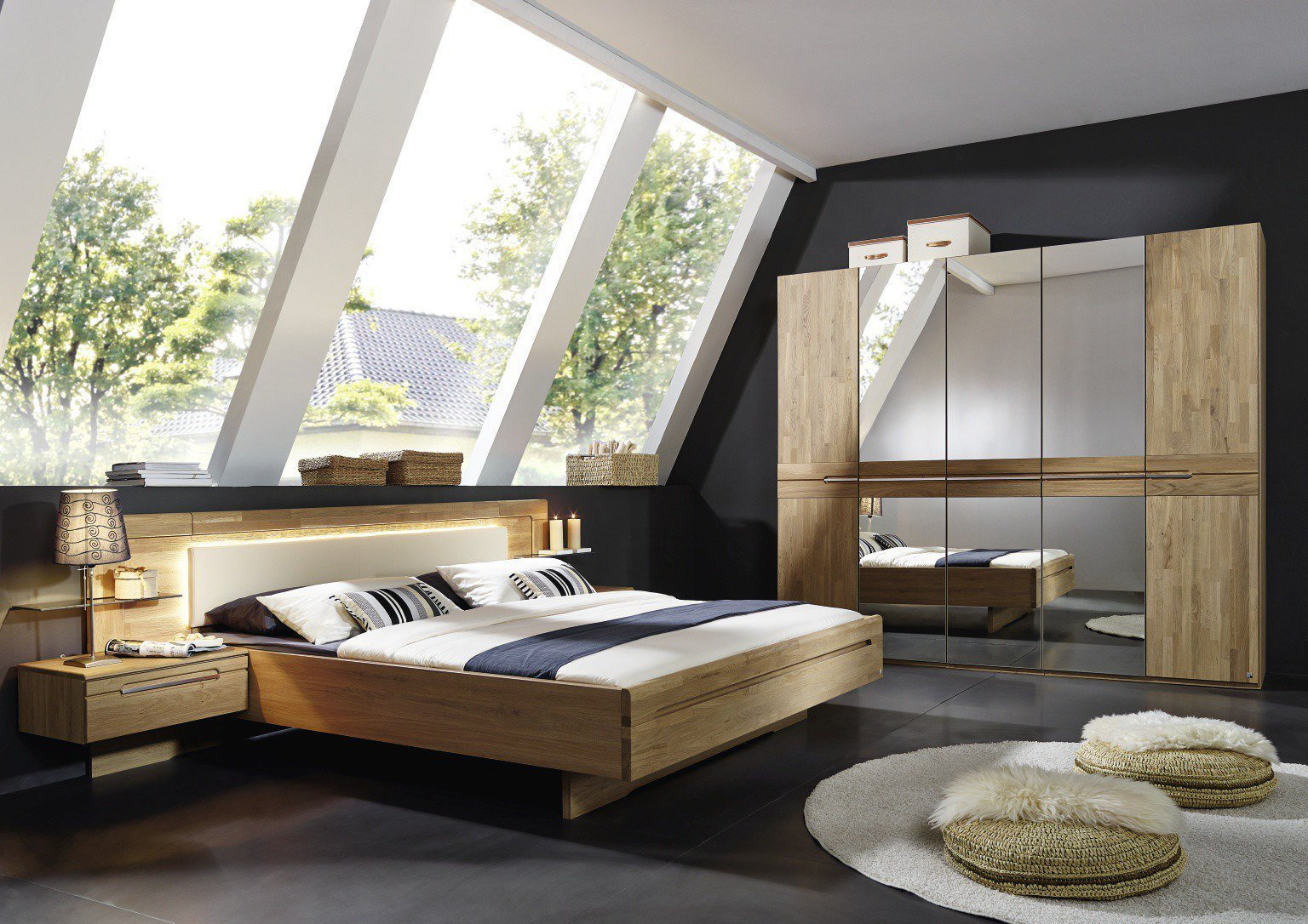 rauch tovalo wildeiche m bel teilmassiv m bel letz ihr online shop. Black Bedroom Furniture Sets. Home Design Ideas