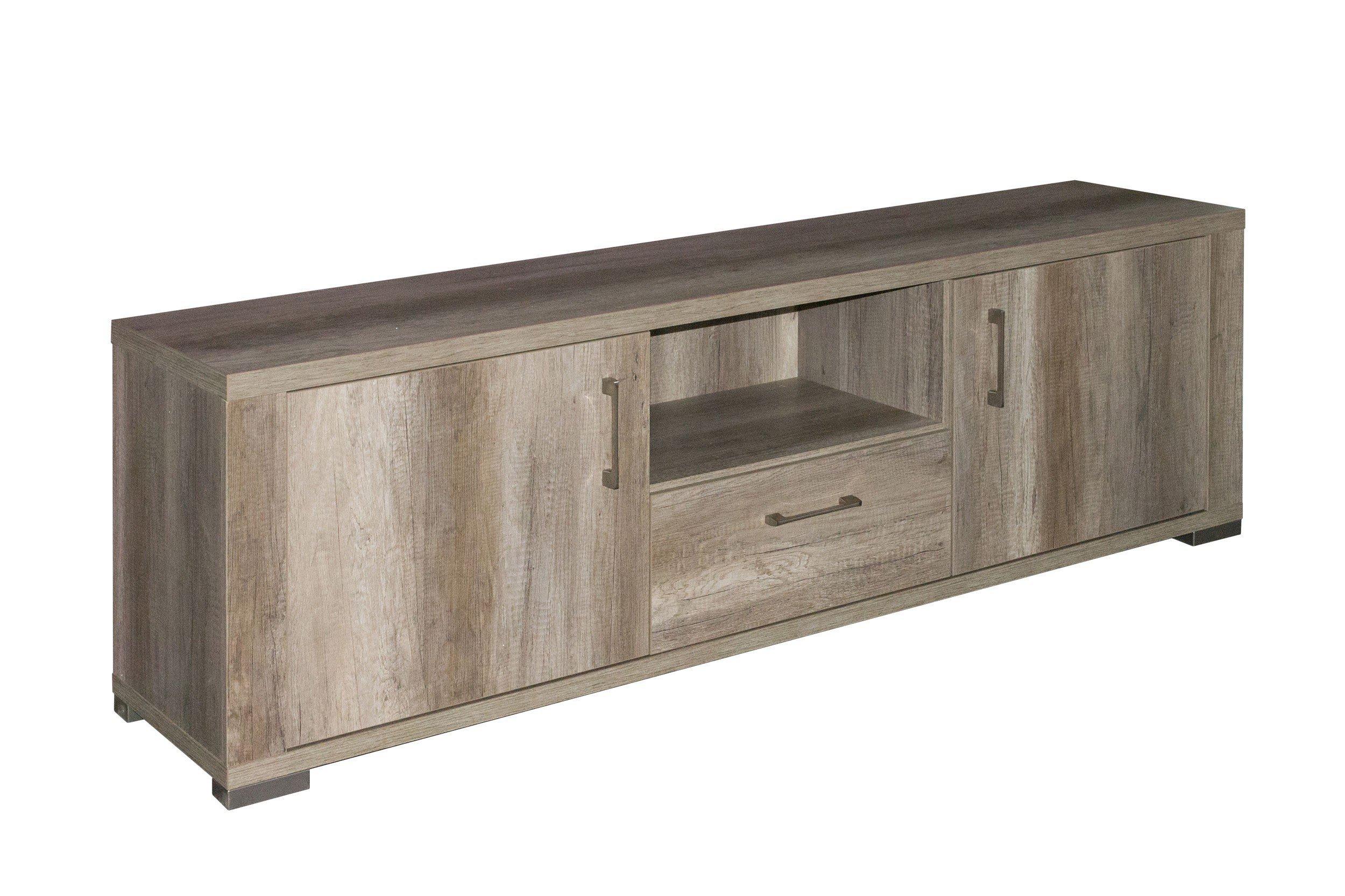 m usbacher lowboard matti eiche tr ffel m bel letz ihr. Black Bedroom Furniture Sets. Home Design Ideas