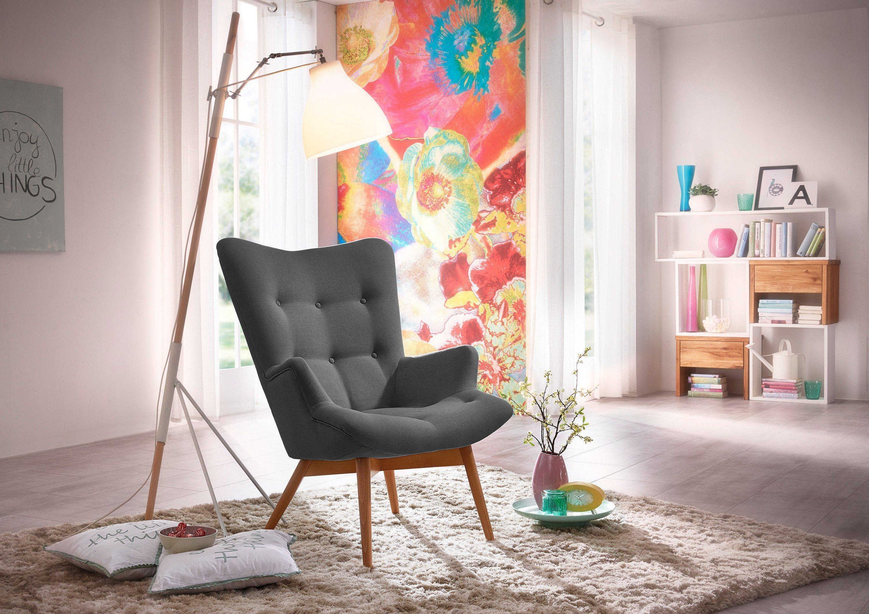 max winzer aiko sessel in anthrazit m bel letz ihr online shop. Black Bedroom Furniture Sets. Home Design Ideas