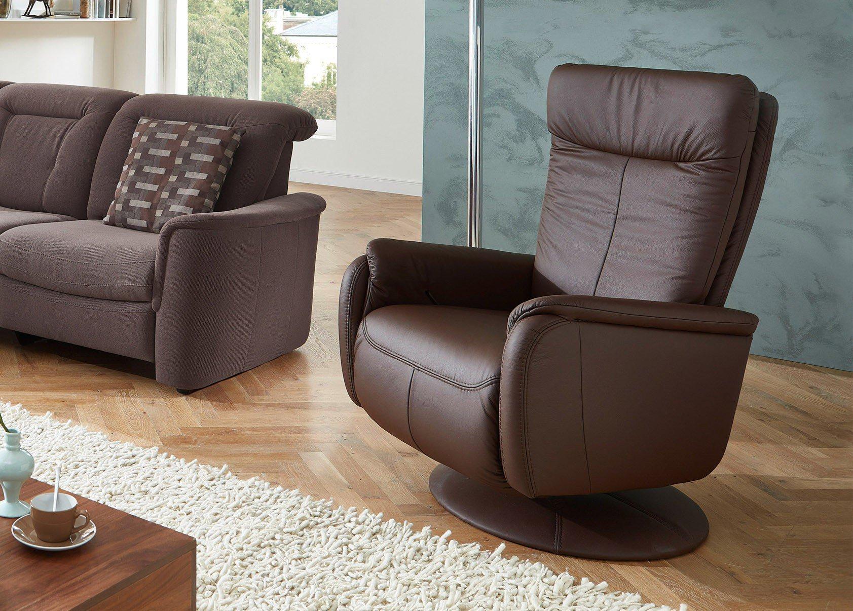 pm oelsa palermo sofaecke in braun m bel letz ihr online shop. Black Bedroom Furniture Sets. Home Design Ideas