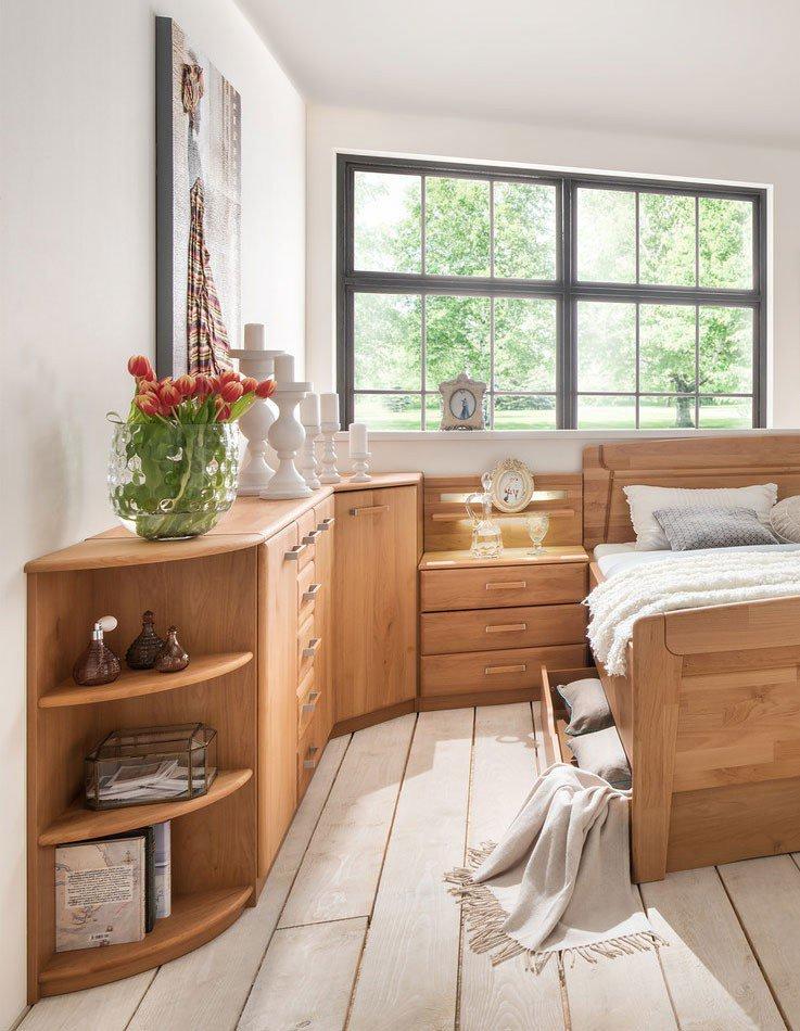 Wiemann Lausanne Senioren Schlafzimmer