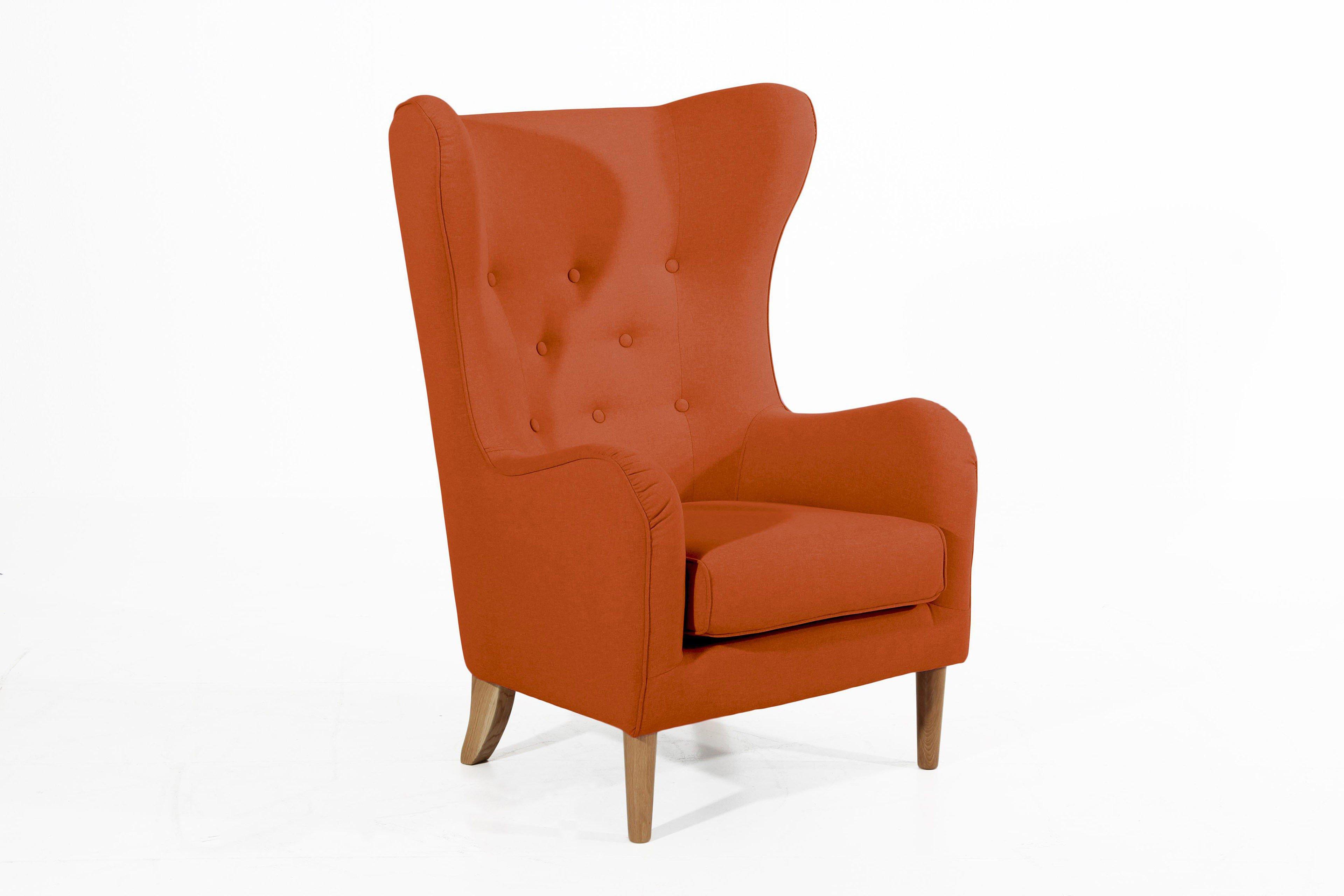 max winzer miriam sessel in orange m bel letz ihr online shop. Black Bedroom Furniture Sets. Home Design Ideas