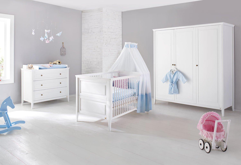 Pinolino babyzimmer smilla komplett set m bel letz ihr online shop - Pinolino babyzimmer ...