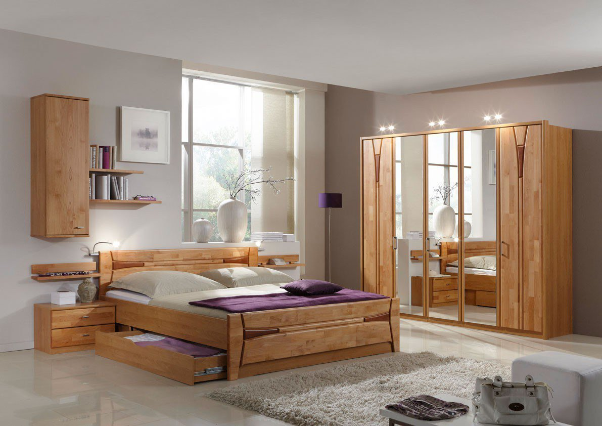 wiemann florenz m bel landhausstil erle m bel letz ihr. Black Bedroom Furniture Sets. Home Design Ideas