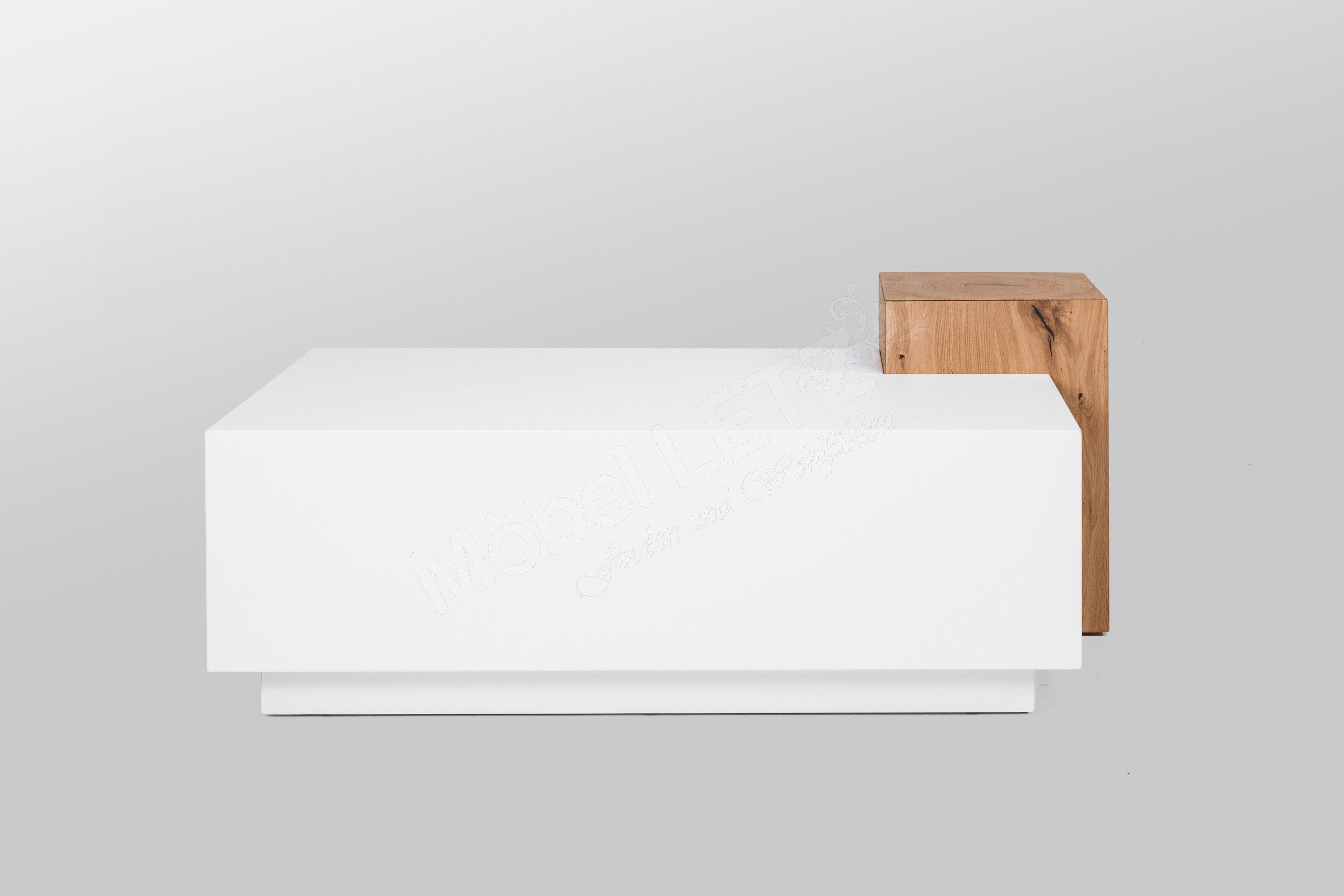 w stmann couchtisch nw 440 bianco bohleneiche m bel letz ihr online shop. Black Bedroom Furniture Sets. Home Design Ideas