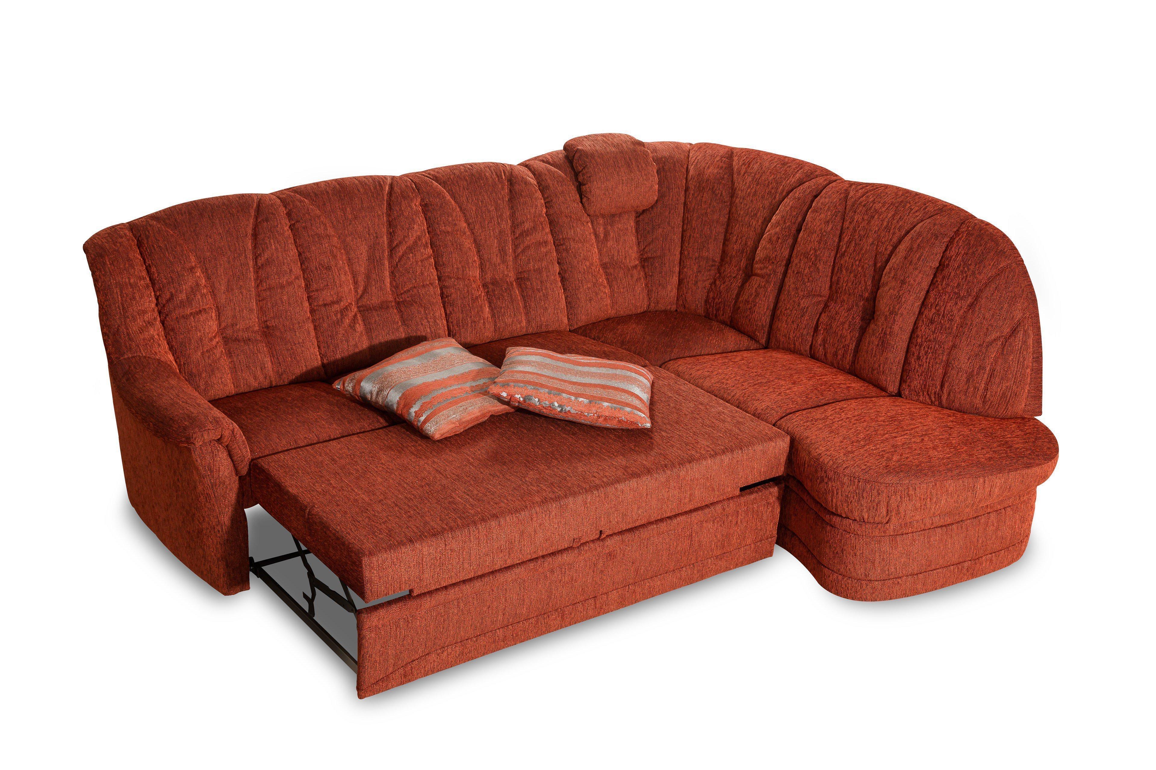 pm oelsa sandy eckgarnitur in rot m bel letz ihr online shop. Black Bedroom Furniture Sets. Home Design Ideas