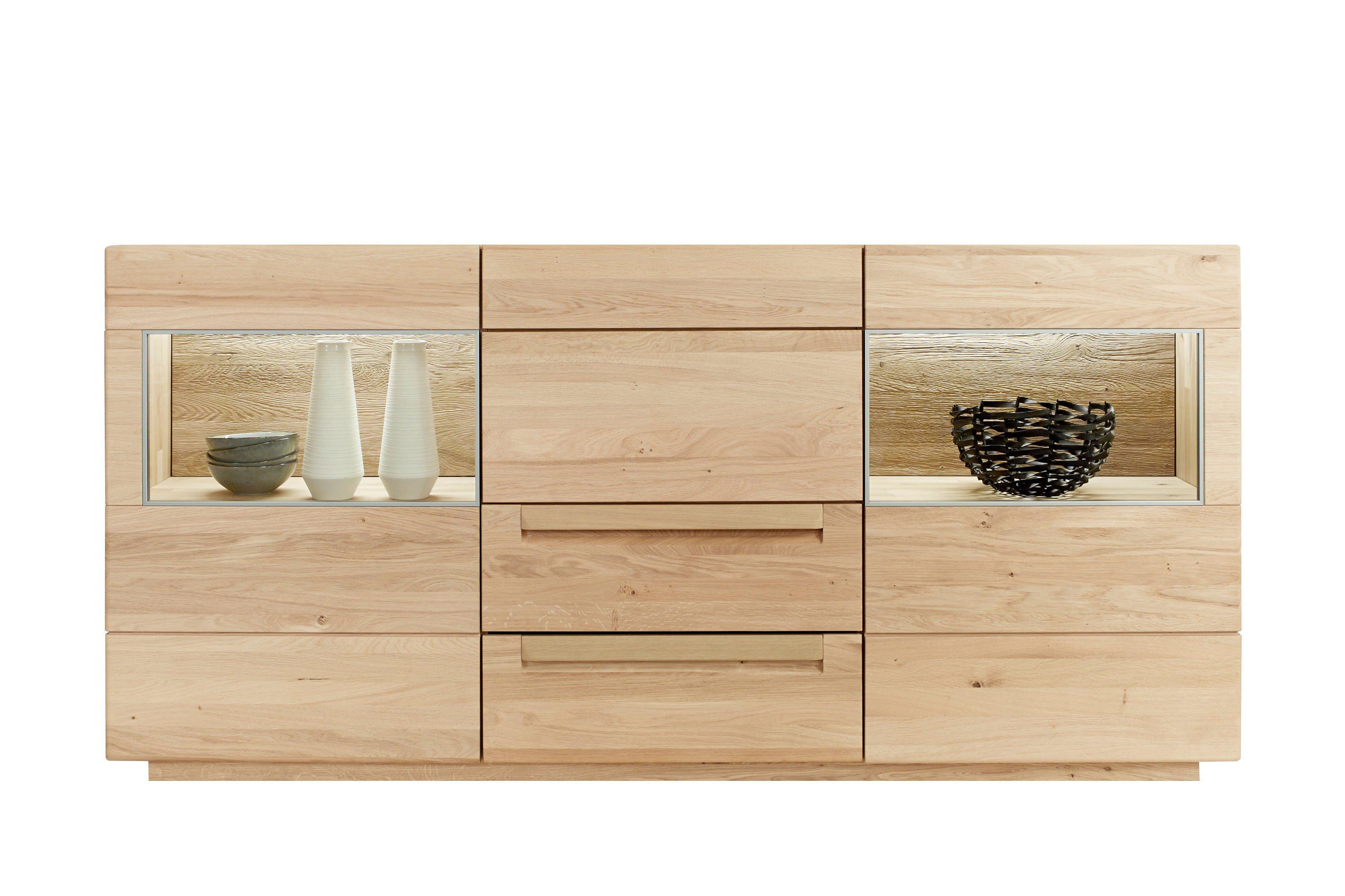 Wöstmann Sapio Sideboard Eiche Soft Gebürstet Möbel Letz Ihr