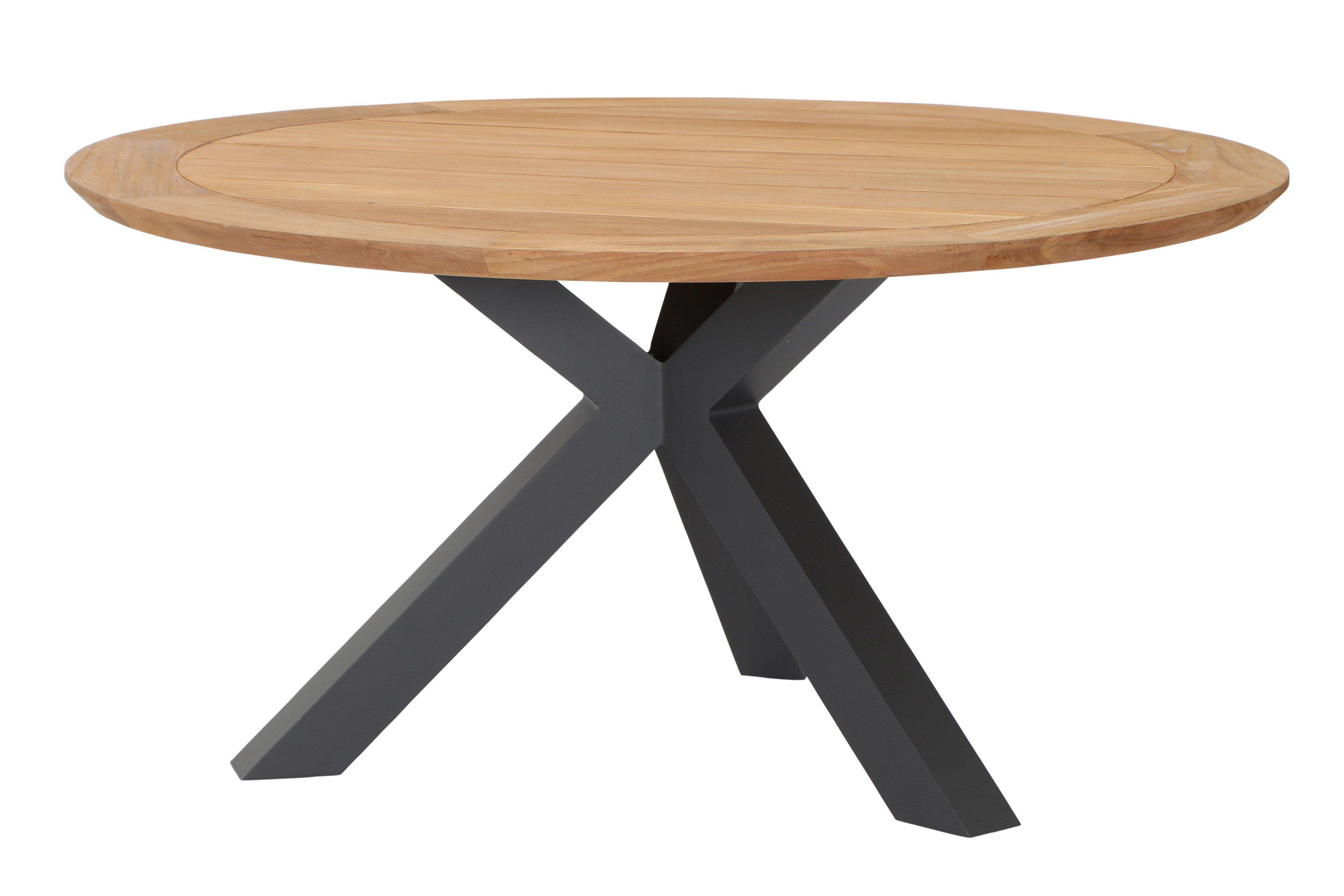 Teakholz tisch rund  Queen's Garden Tisch Talo Teak | Möbel Letz - Ihr Online-Shop