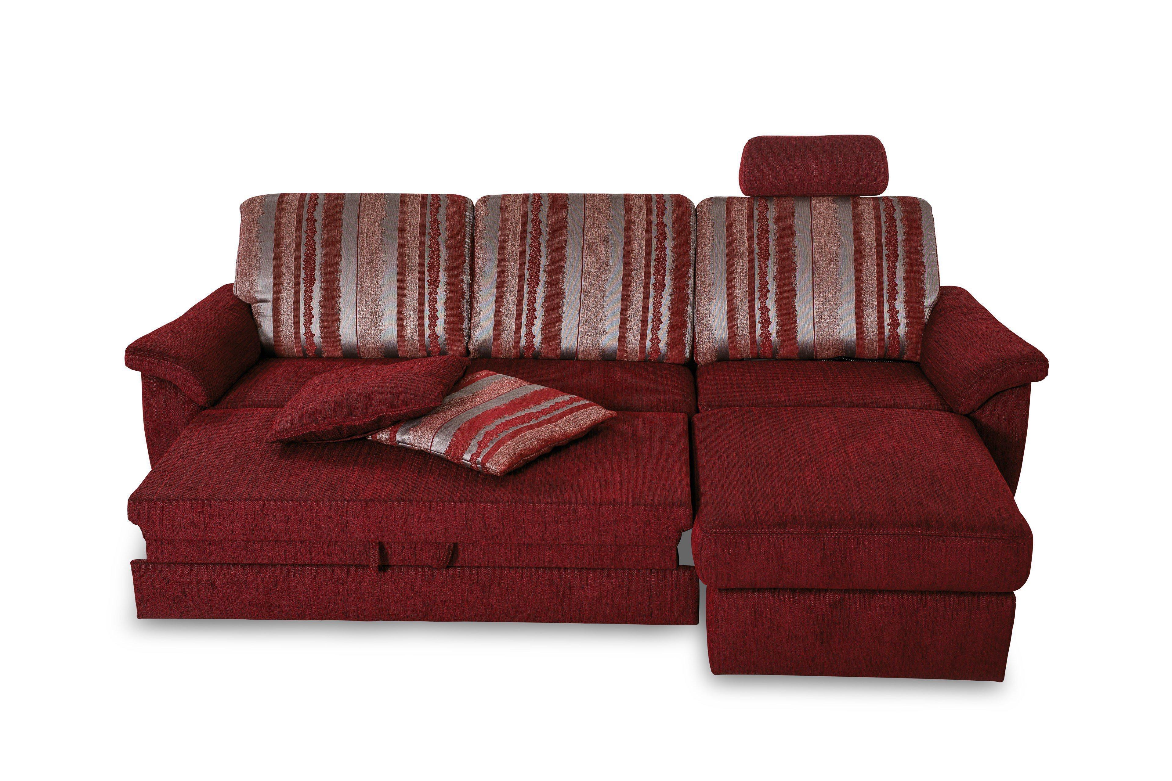 pm oelsa toledo polstergarnitur in rot m bel letz ihr online shop. Black Bedroom Furniture Sets. Home Design Ideas