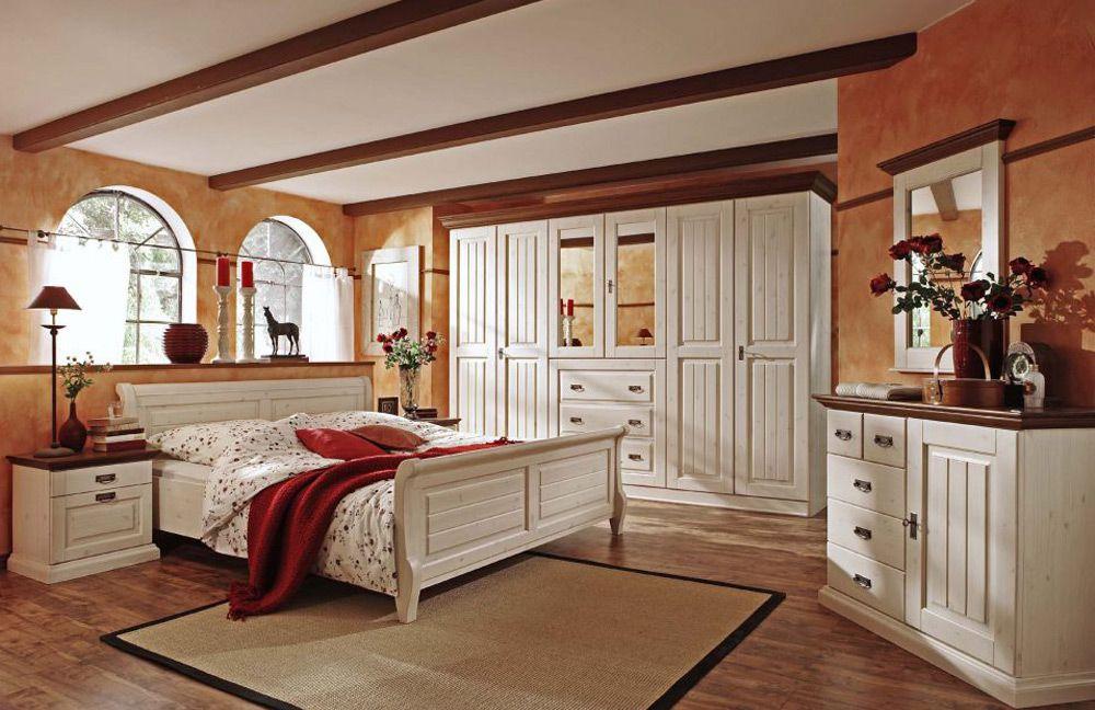 lmie malta schlafzimmer wei braun m bel letz ihr online shop. Black Bedroom Furniture Sets. Home Design Ideas