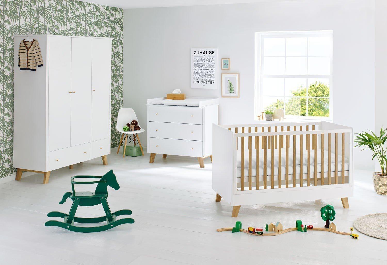 Pinolino Pan Babyzimmer Eiche Weiss Mobel Letz Ihr Online Shop
