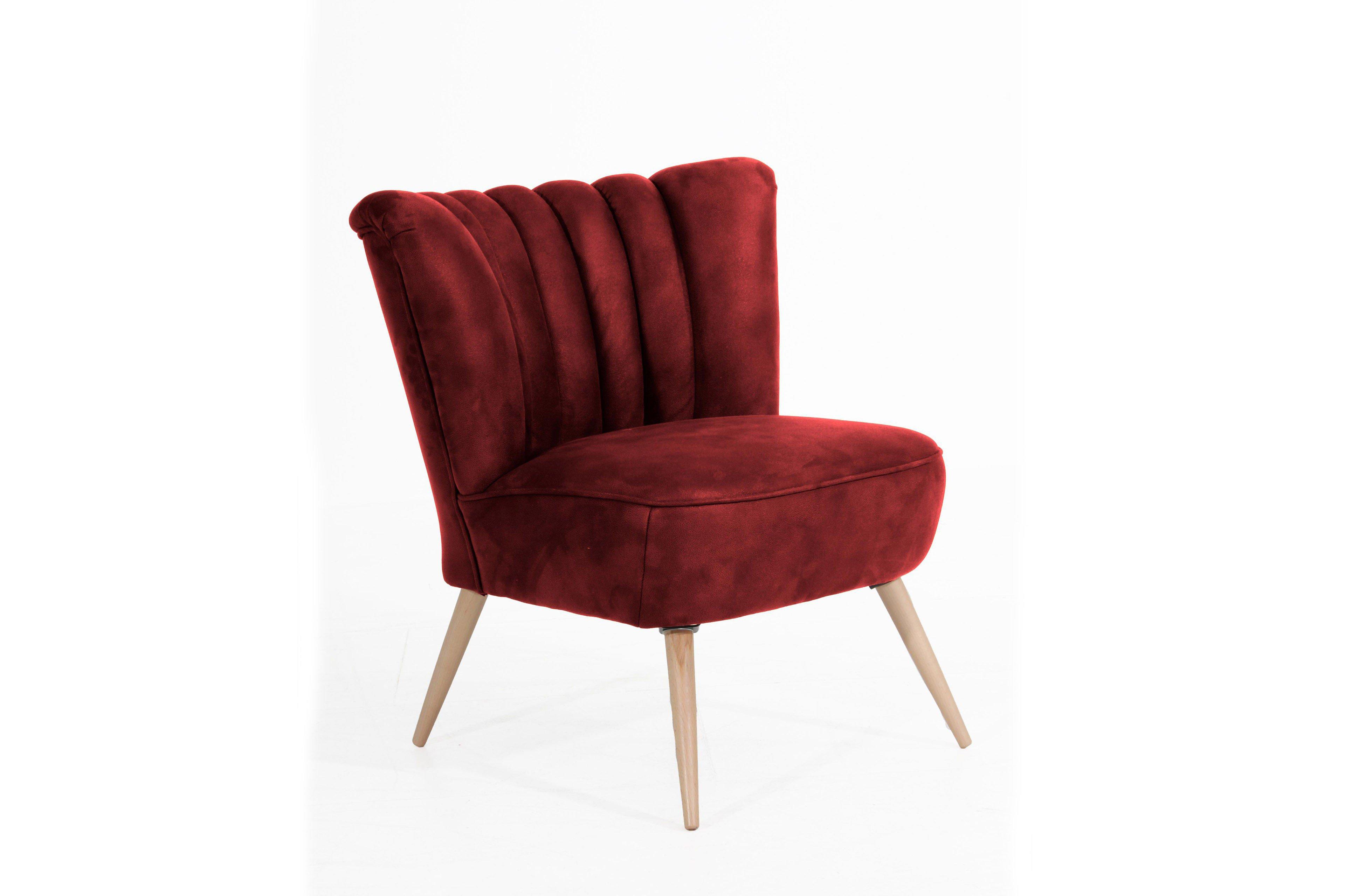 sessel rot, max winzer alessandro sessel in rot | möbel letz - ihr online-shop, Design ideen