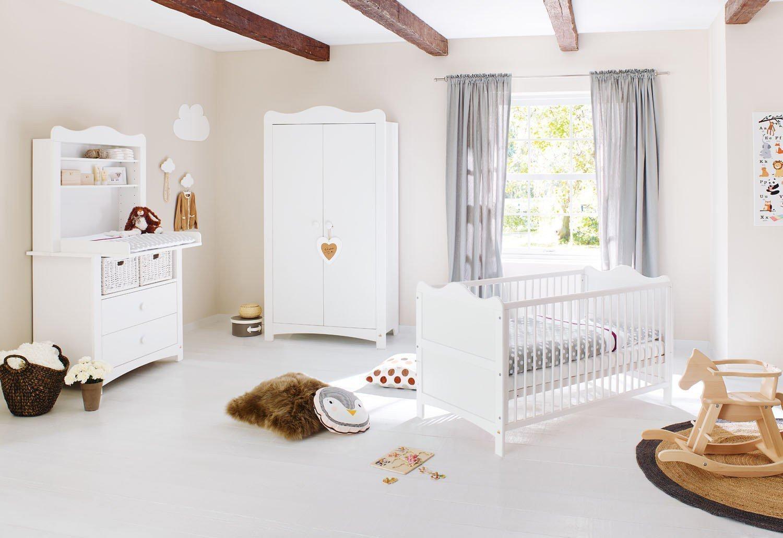 pinolino florentina kinderzimmer wei m bel letz ihr online shop. Black Bedroom Furniture Sets. Home Design Ideas