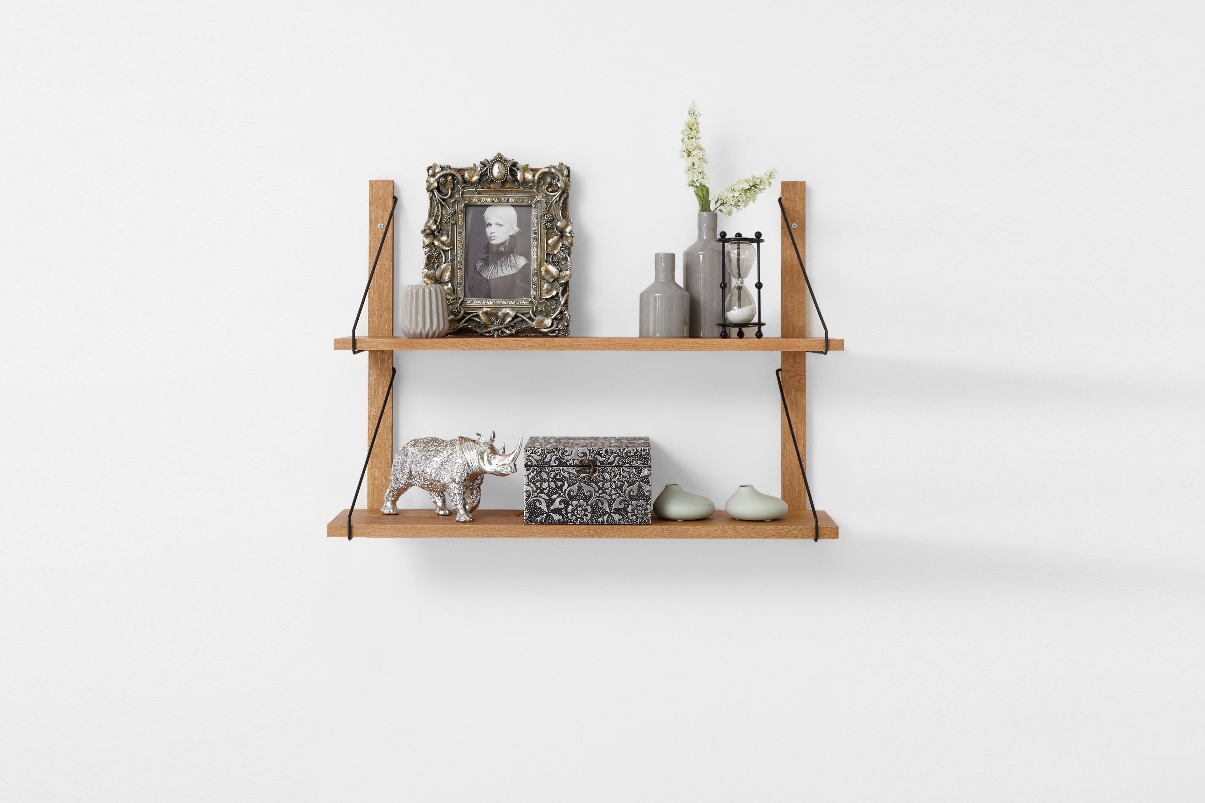 bodahl m bler annik alina wandregal mit 2 b den m bel letz ihr online shop. Black Bedroom Furniture Sets. Home Design Ideas
