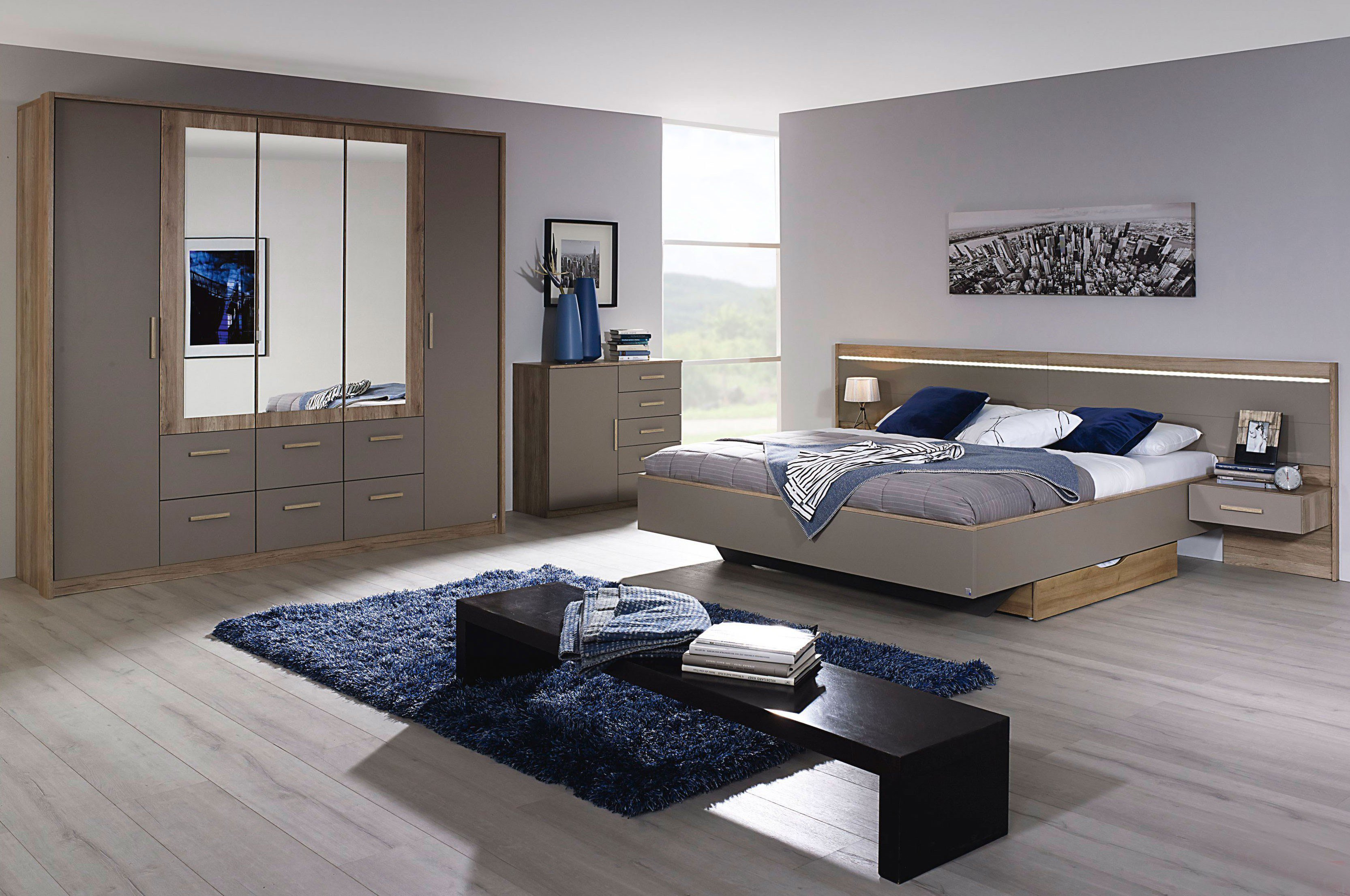 rauch ulm schlafzimmer fango eiche sanremo m bel letz ihr online shop. Black Bedroom Furniture Sets. Home Design Ideas