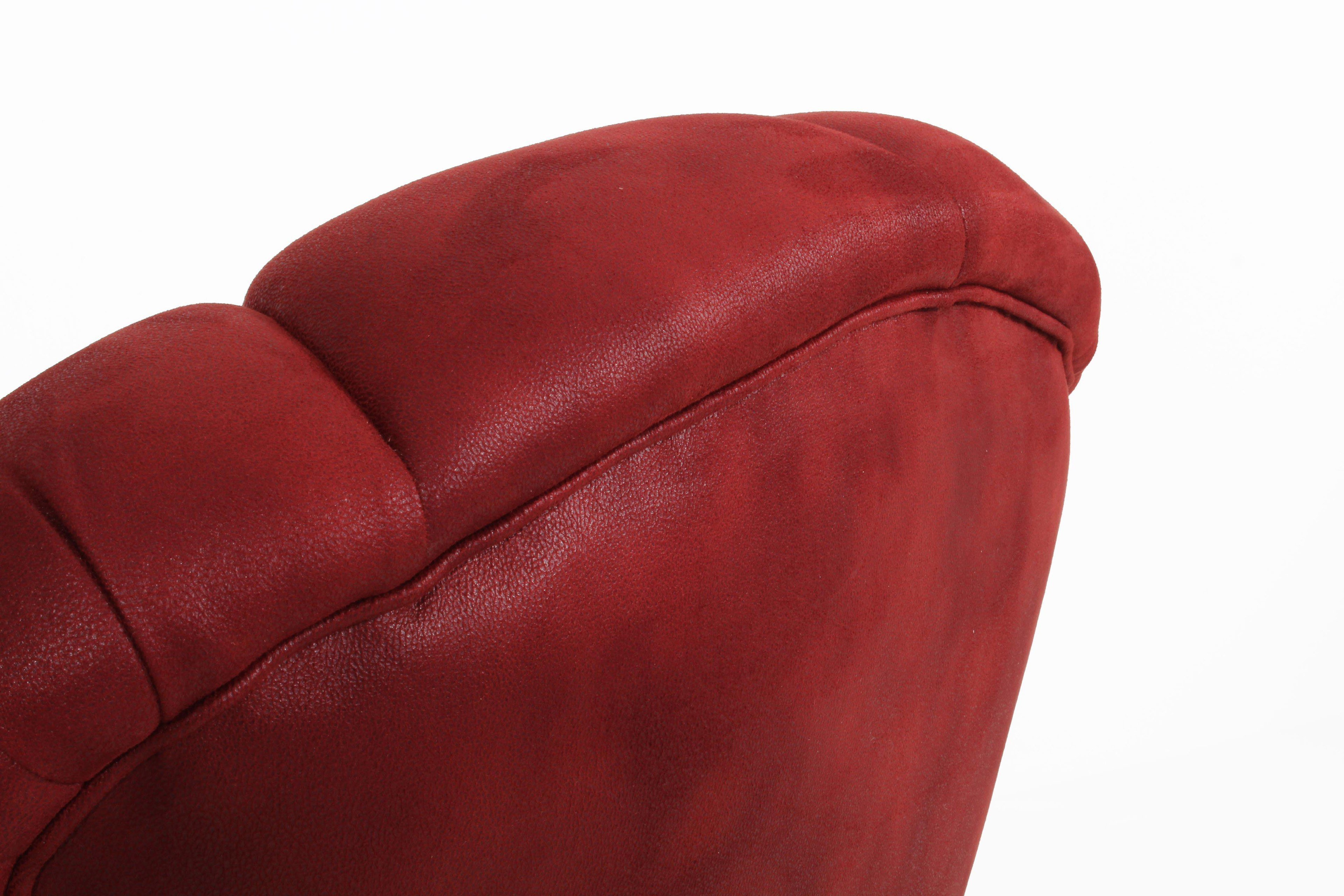 max winzer camilla sessel in rot m bel letz ihr online shop. Black Bedroom Furniture Sets. Home Design Ideas