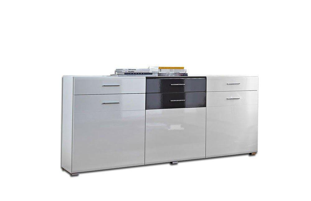 Wohn Concept Sideboard Scala Weiß Grau Möbel Letz Ihr Online Shop