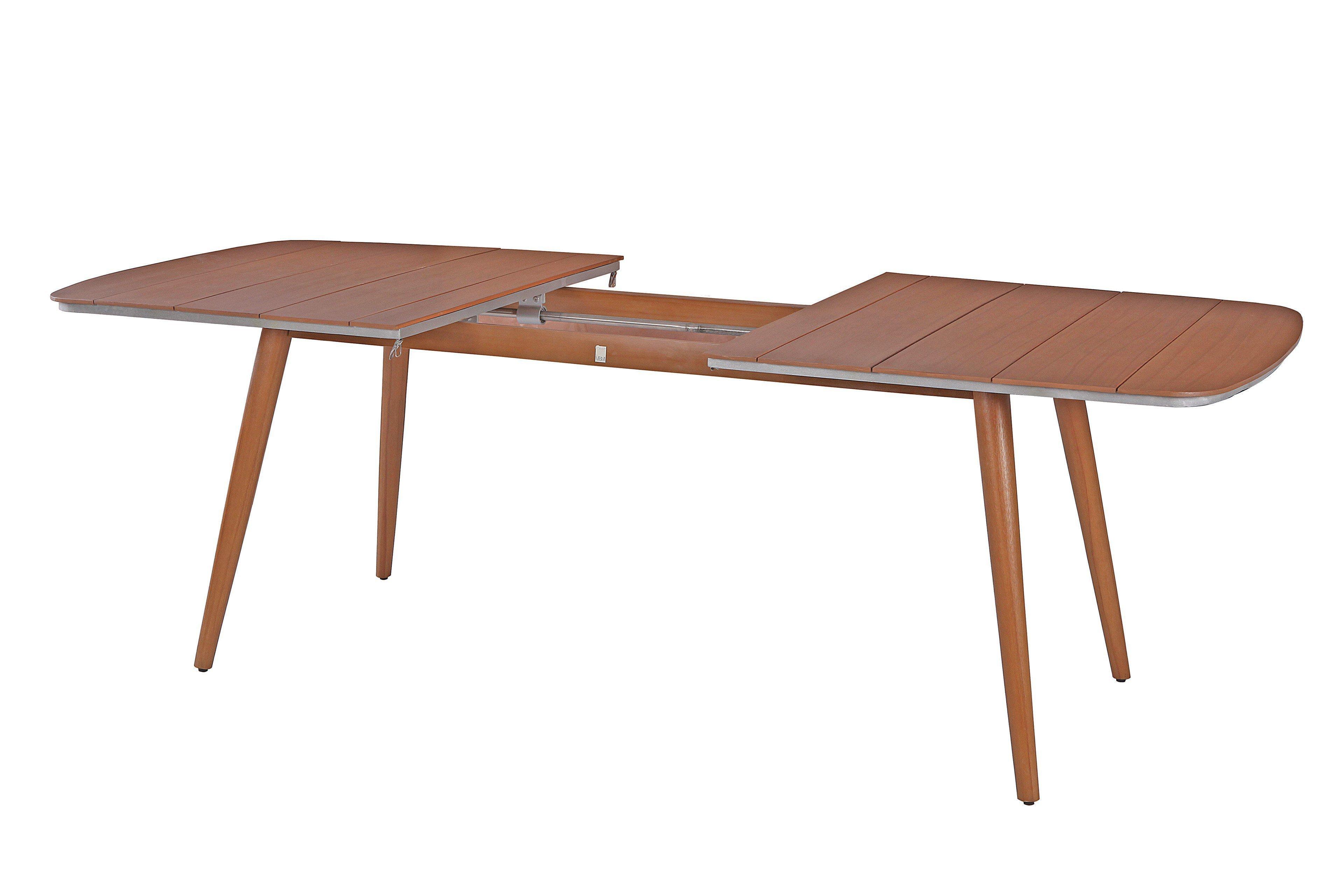 Gartentisch ausziehbar  MBM Gartentisch ausziehbar   Möbel Letz - Ihr Online-Shop