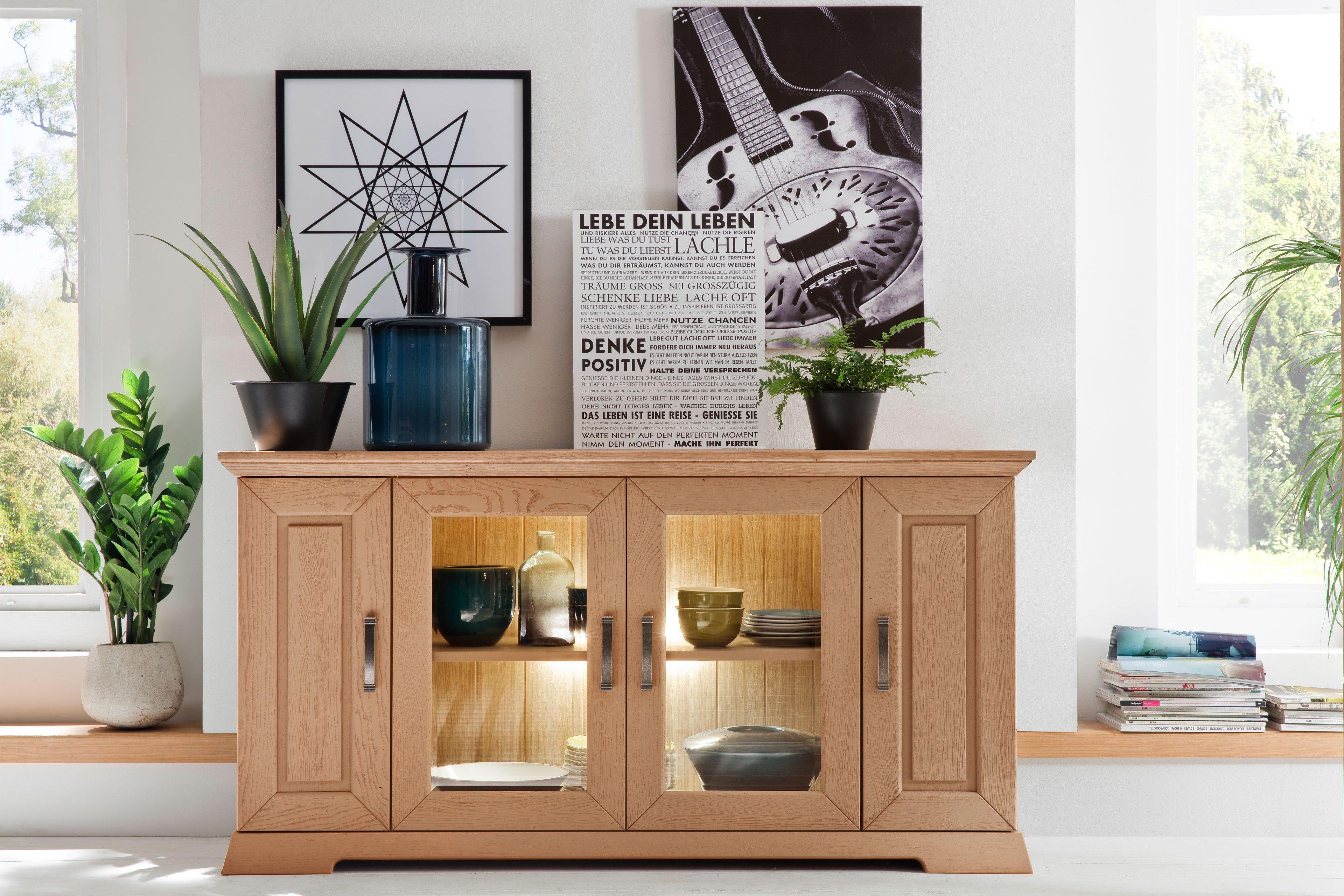 Beautiful Einfache Dekoration Und Mobel Die Heimbibliothek Mit Dem Gewissen Extra #6: Aida Von Quadrato - Bibliothek Wildeiche