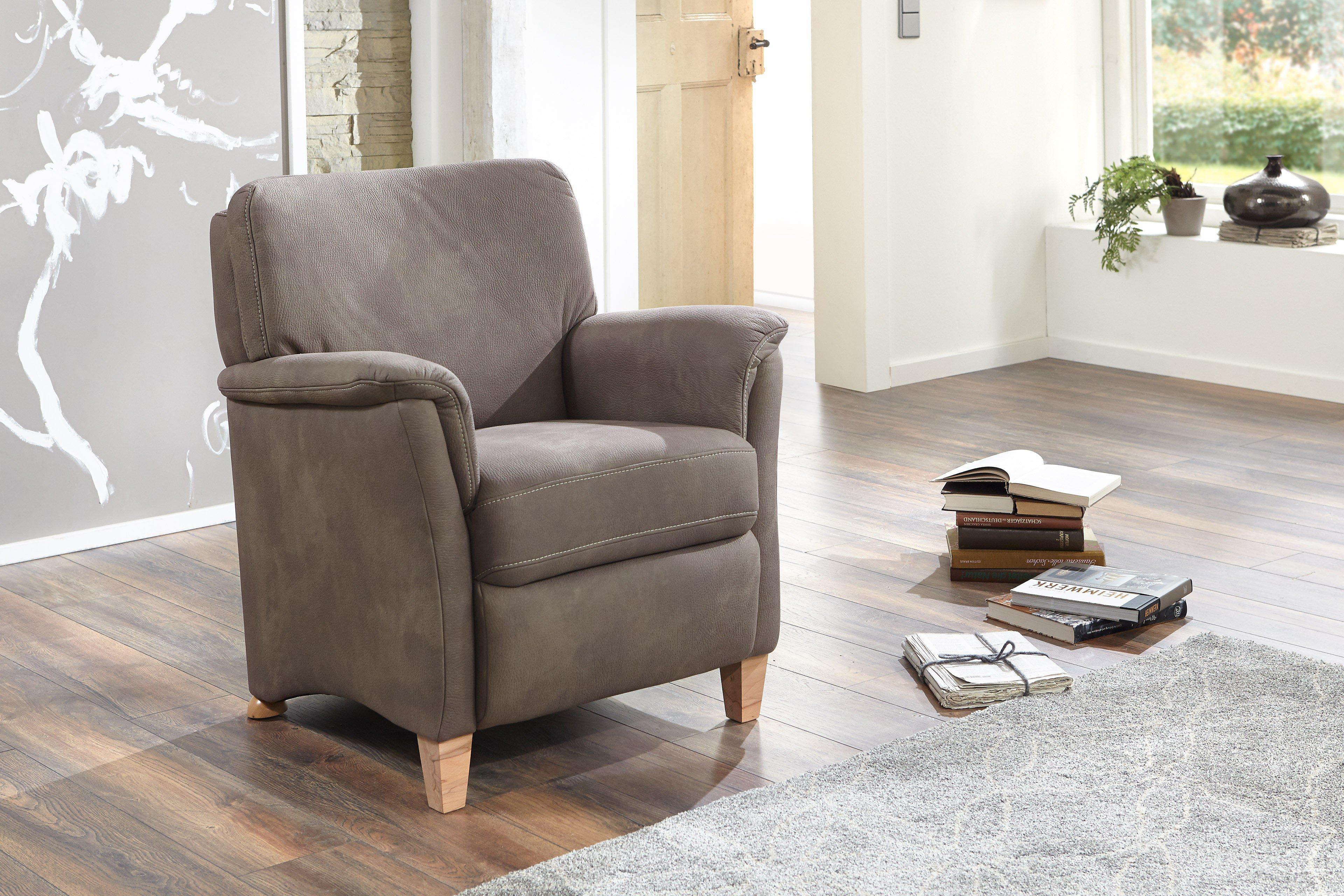 Polipol Comfortsessel Flinn nougat | Möbel Letz - Ihr Online-Shop
