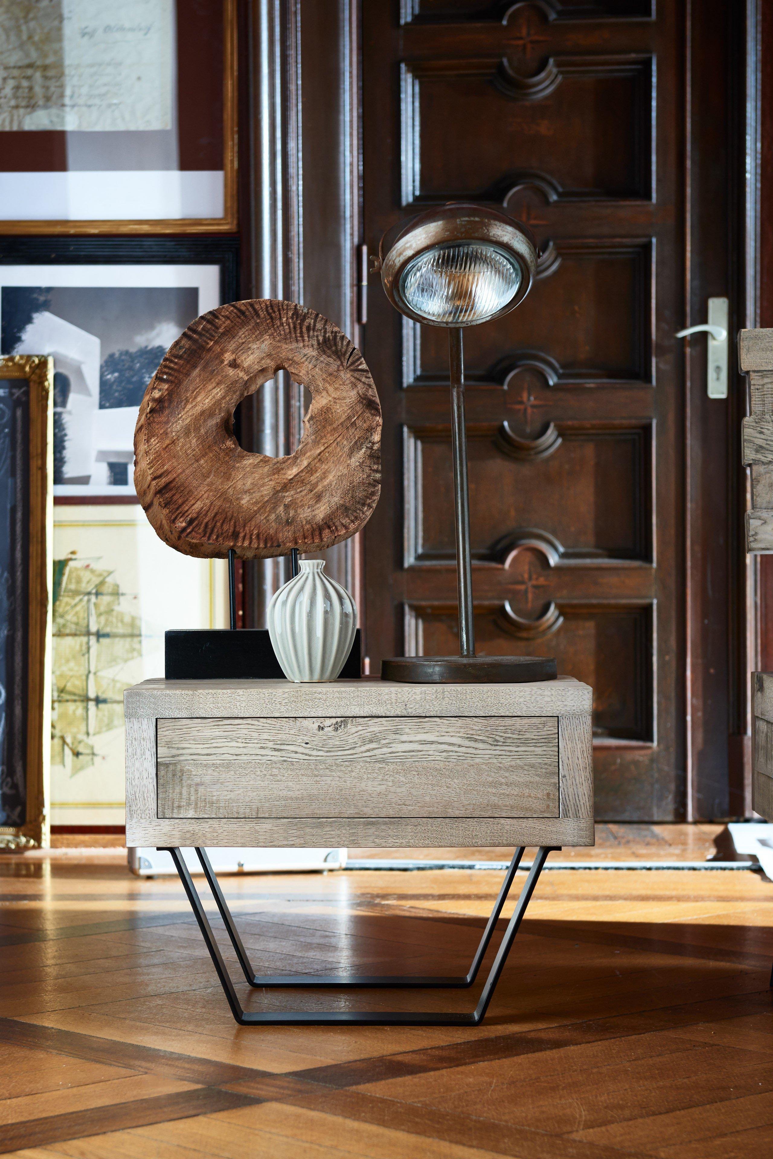 Holzbett modern  Tjørnbo Modern Sleep Timber Look Bett | Möbel Letz - Ihr Online-Shop