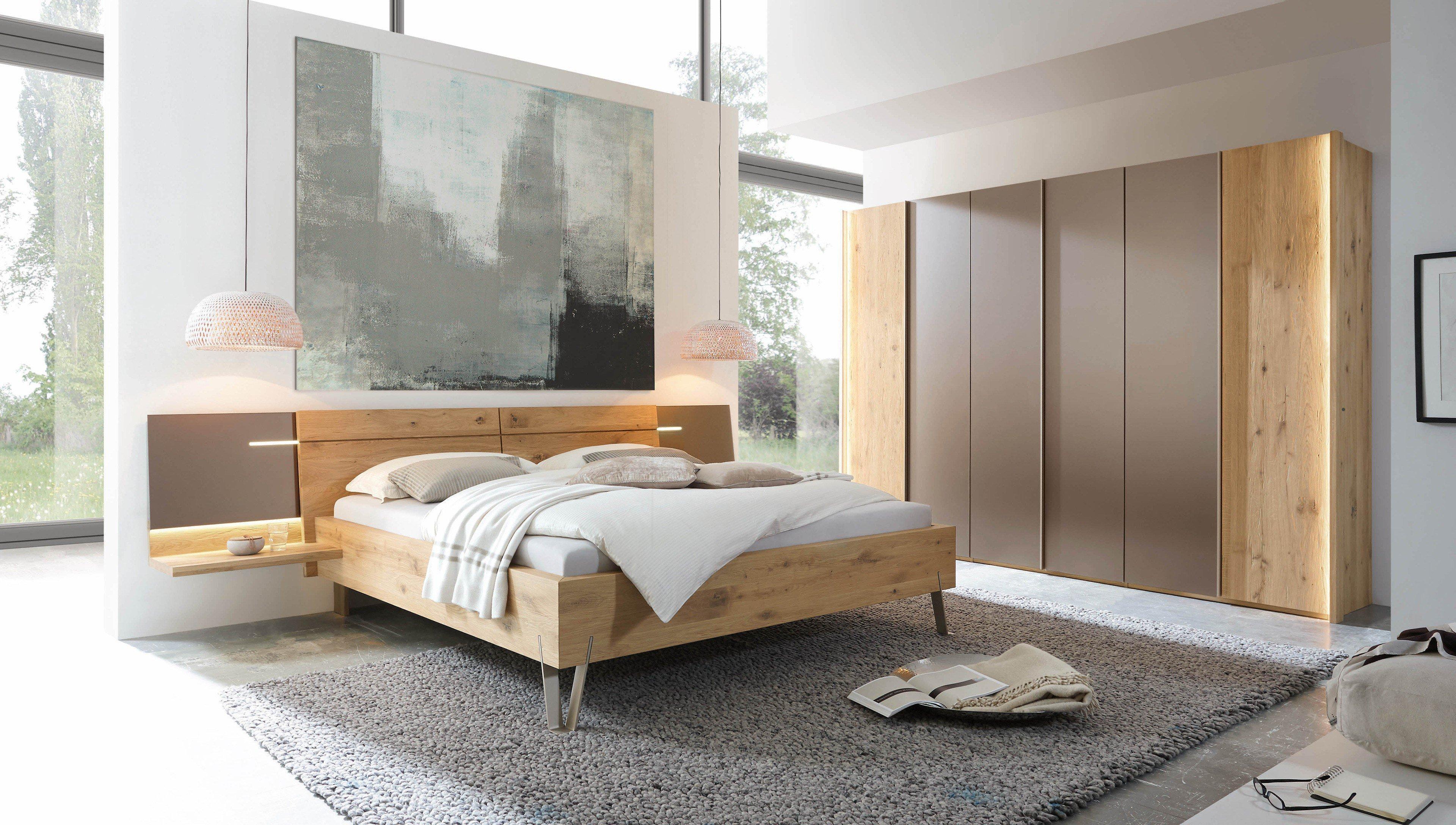 thielemeyer cubo schlafzimmer wildeiche massiv | möbel letz - ihr, Schlafzimmer entwurf
