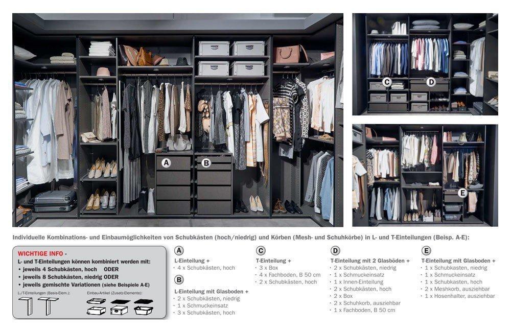 Schwebetürenschrank inneneinteilung  Rauch yourJOYce Schweber fango Spiegel | Möbel Letz - Ihr Online-Shop