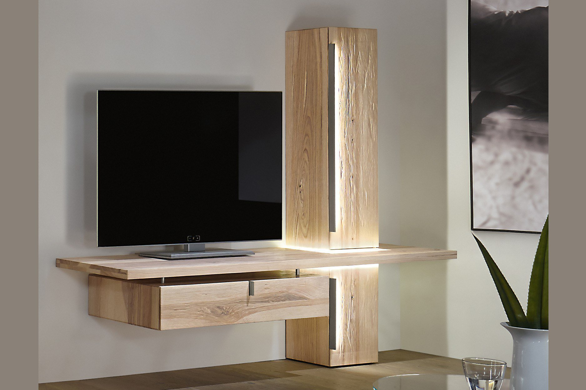 thielemeyer cubo tv element wildesche m bel letz ihr online shop. Black Bedroom Furniture Sets. Home Design Ideas