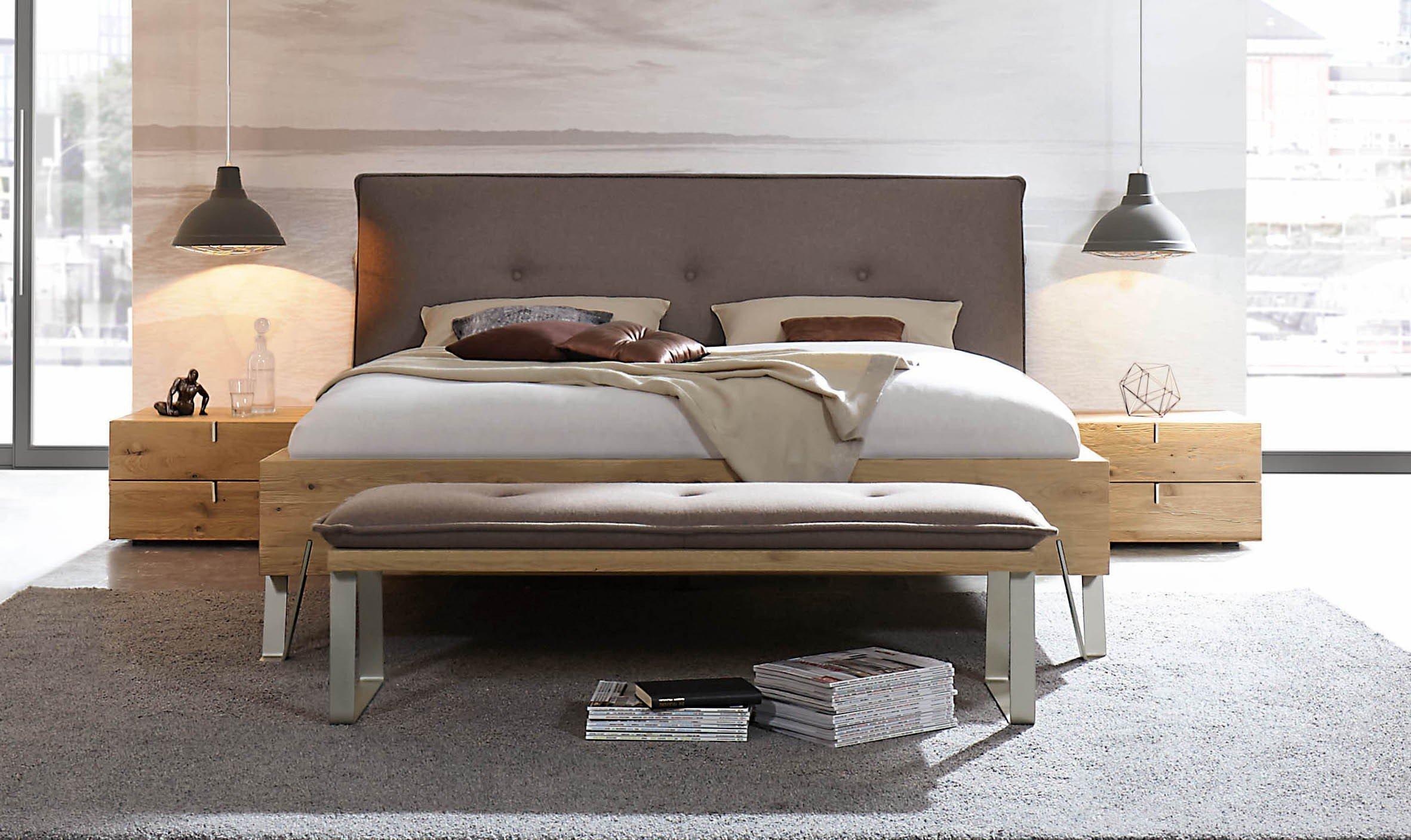 schlafzimmer cubo von thielemeyer wildeiche m bel letz ihr online shop. Black Bedroom Furniture Sets. Home Design Ideas